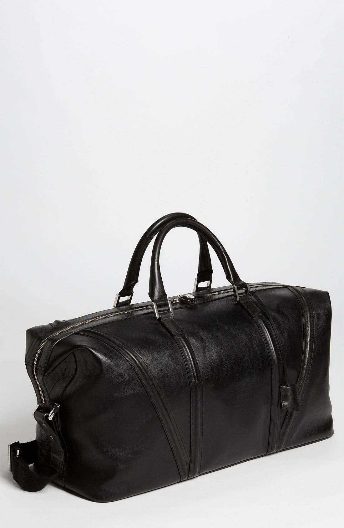 Alternate Image 1 Selected - WANT Les Essentiels De La Vie 'Deurne' Leather Duffel Bag