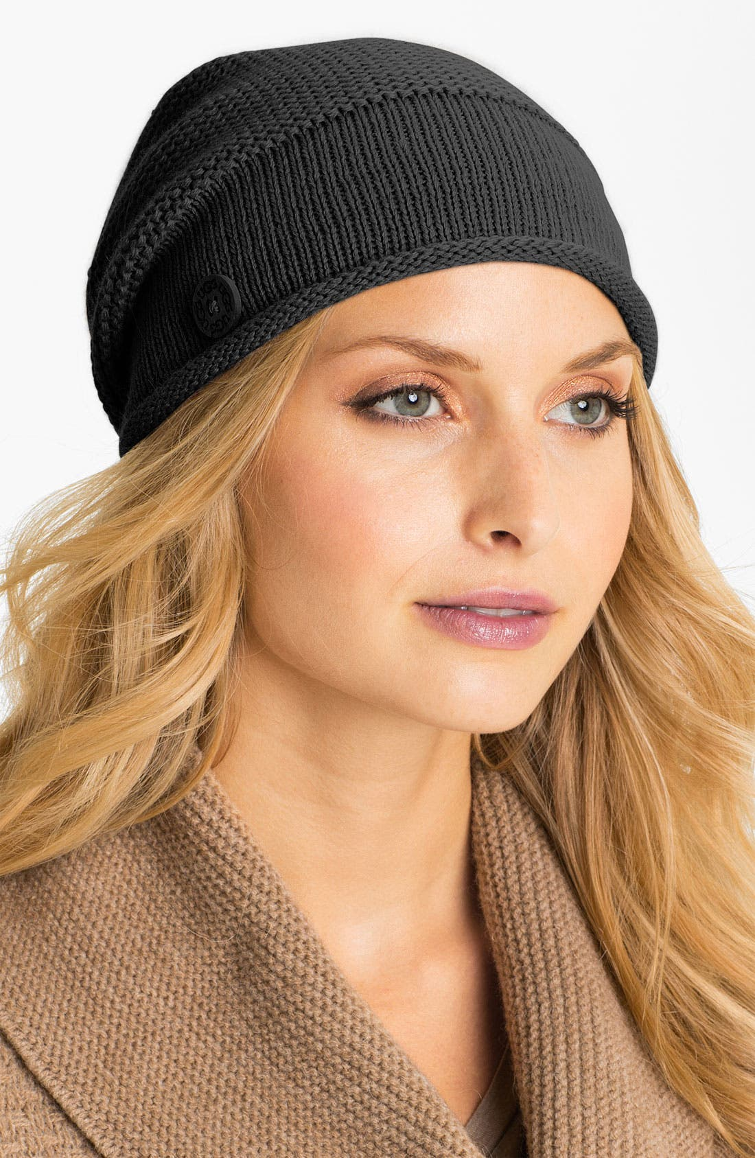 Alternate Image 1 Selected - UGG® Australia 'Great Jones' Textured Beanie