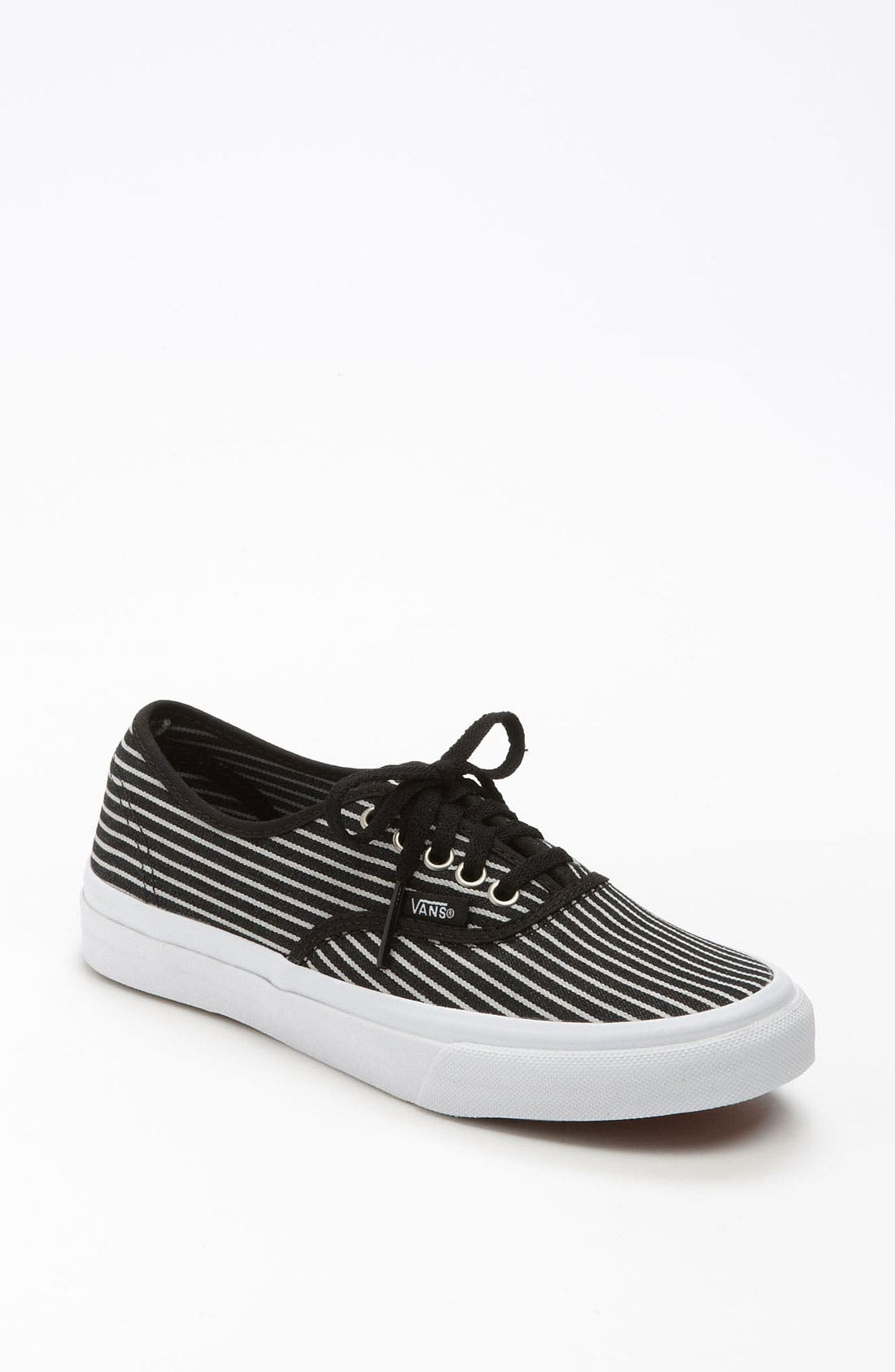 Alternate Image 1 Selected - Vans 'Authentic - Slim' Sneaker (Women)