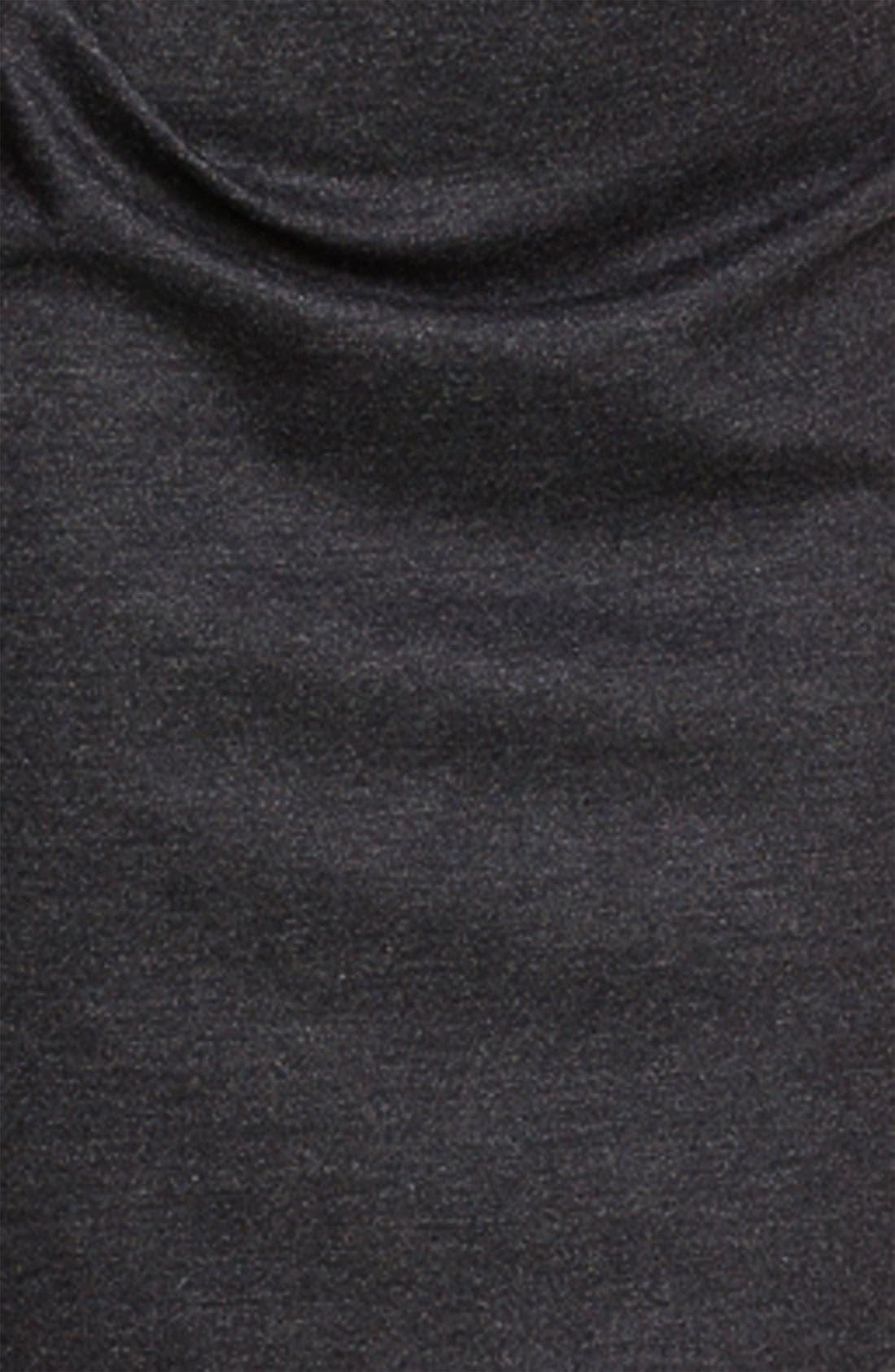 Alternate Image 3  - Diane von Furstenberg Stretch Wool Jersey Shift Dress