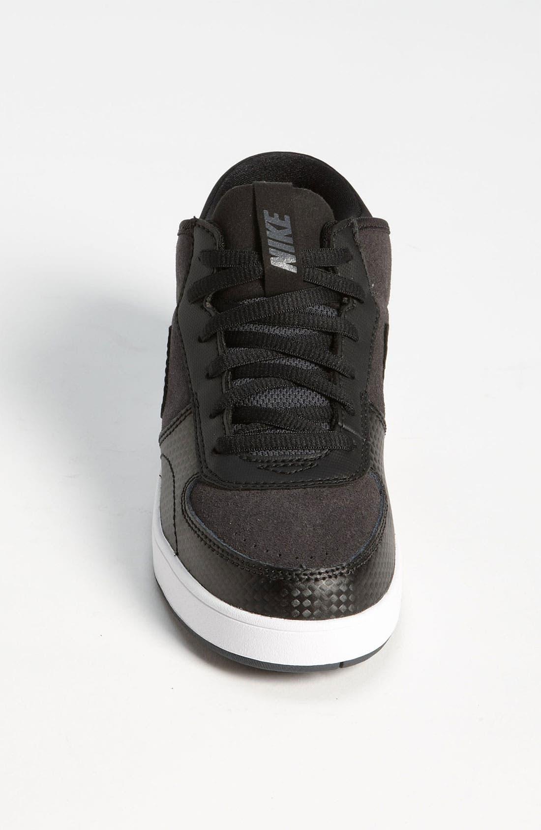 Alternate Image 3  - Nike 'Mavrk Mid 3' Sneaker (Big Kid)