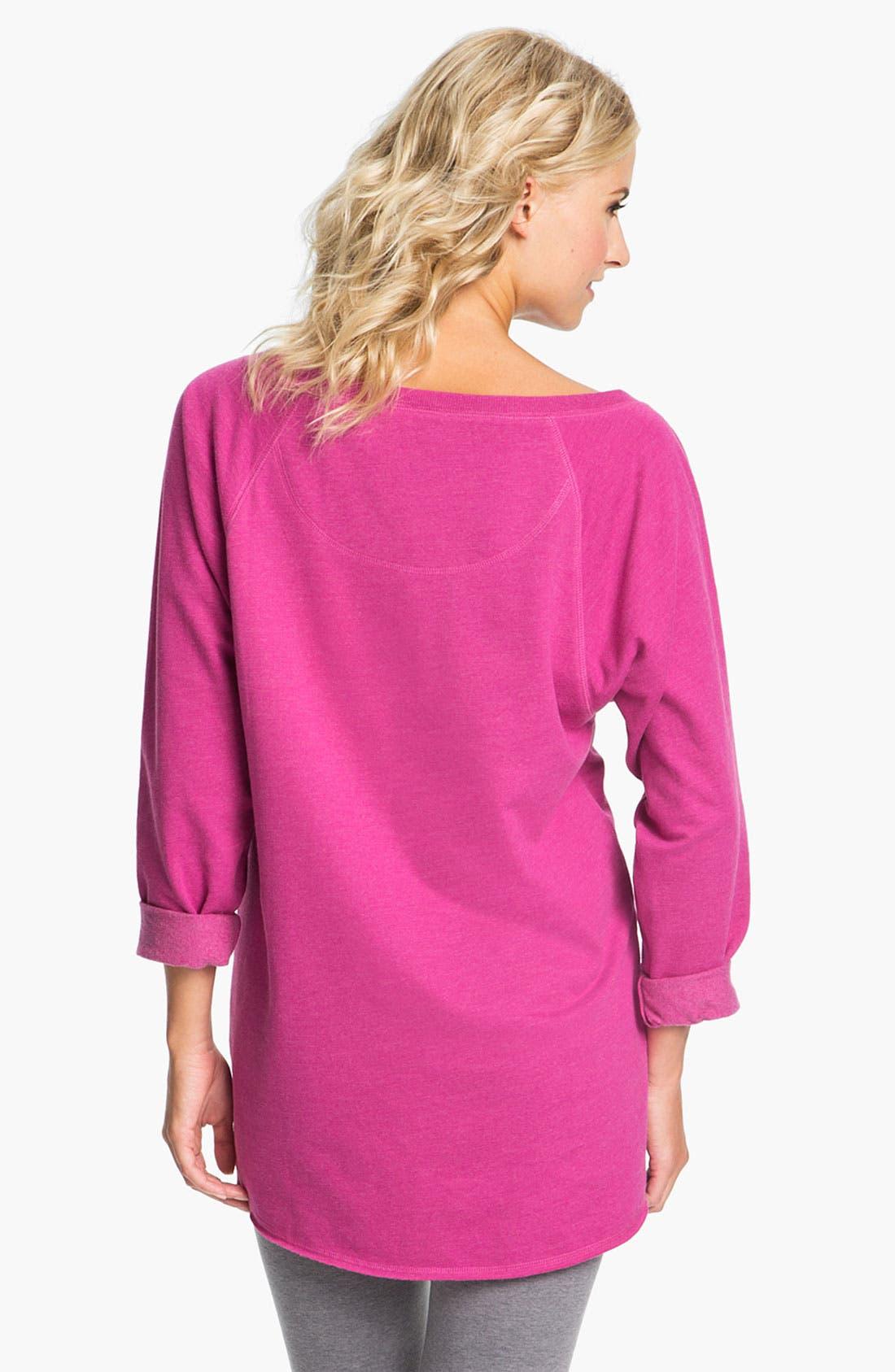 Alternate Image 2  - Make + Model 'Bundled' Sweatshirt