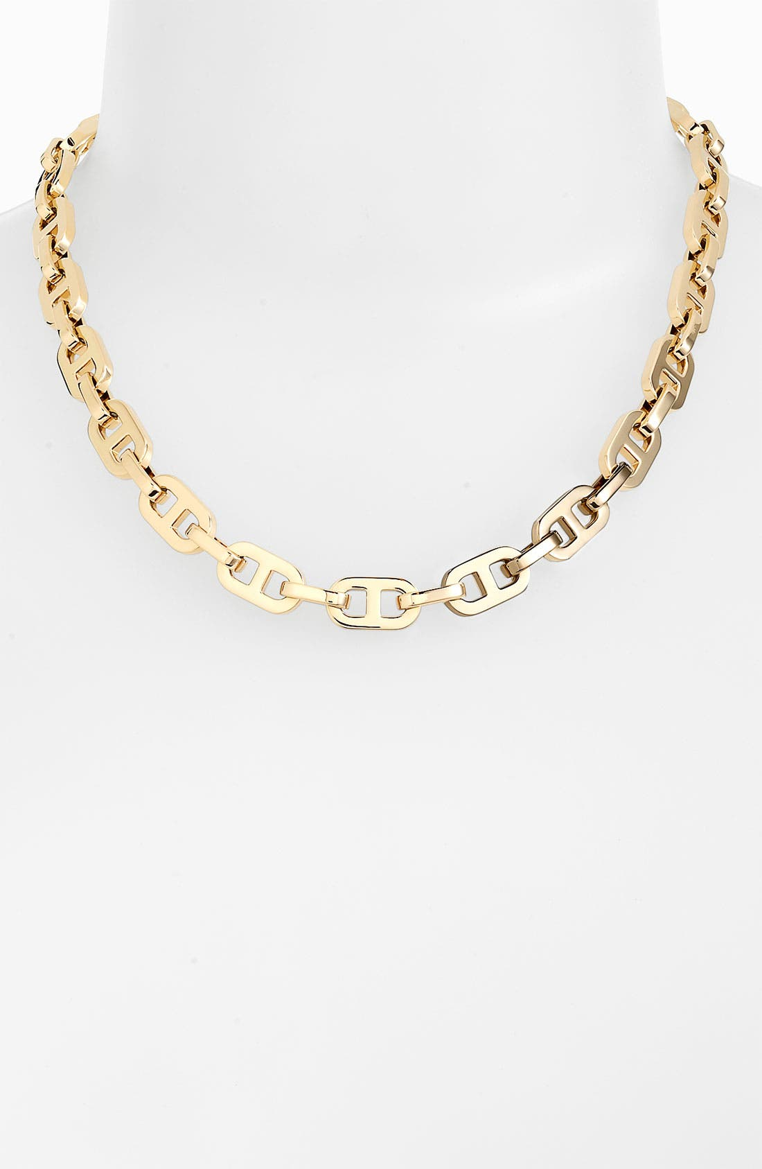 Alternate Image 1 Selected - Michael Kors 'Equestrian Luxury' Link Necklace