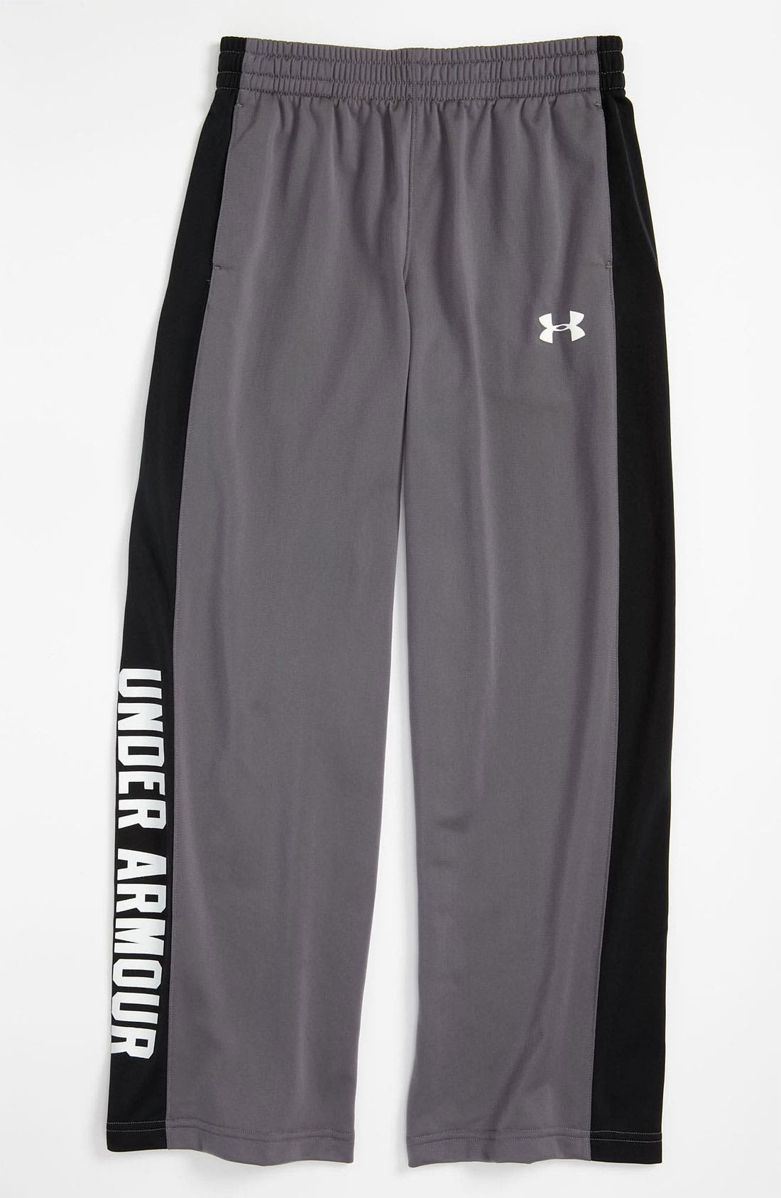 Alternate Image 1 Selected - Under Armour 'Brawler' Pants (Big Boys)