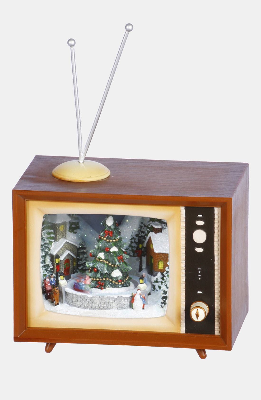 Main Image - Winward 'Mini TV - Square' Music Box