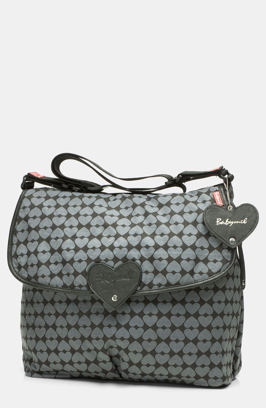 Alternate Image 1 Selected - Babymel Coated Canvas Diaper Bag