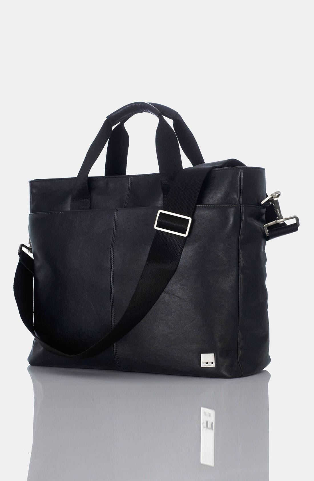 Alternate Image 4  - KNOMO London 'Paxton' 15 Inch Tote Bag