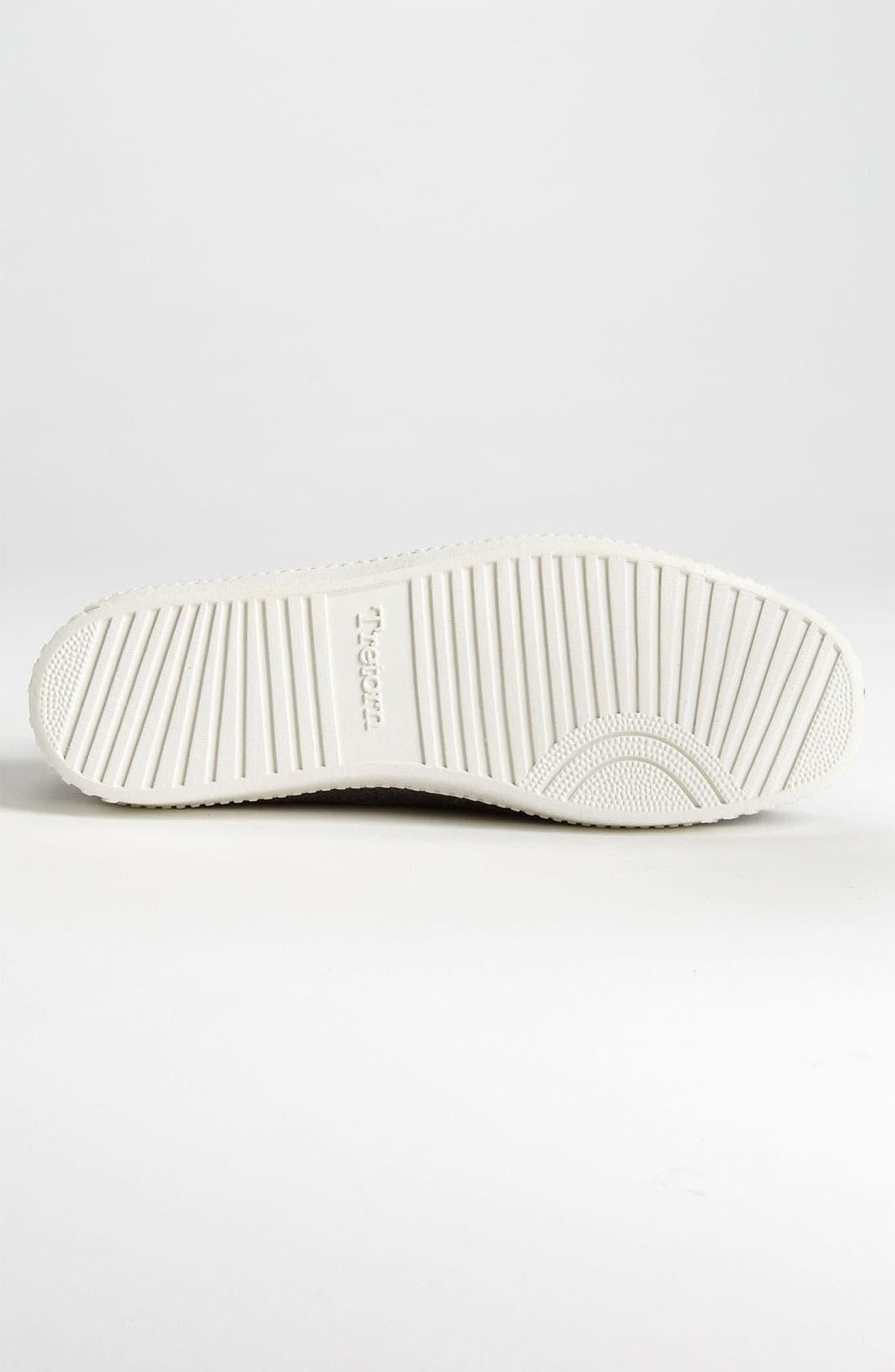 Alternate Image 4  - Tretorn 'Nylite' Reverse Leather Sneaker