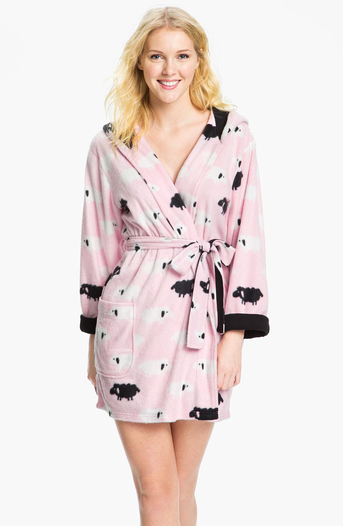Alternate Image 1 Selected - PJ Salvage 'Polar' Plush Robe