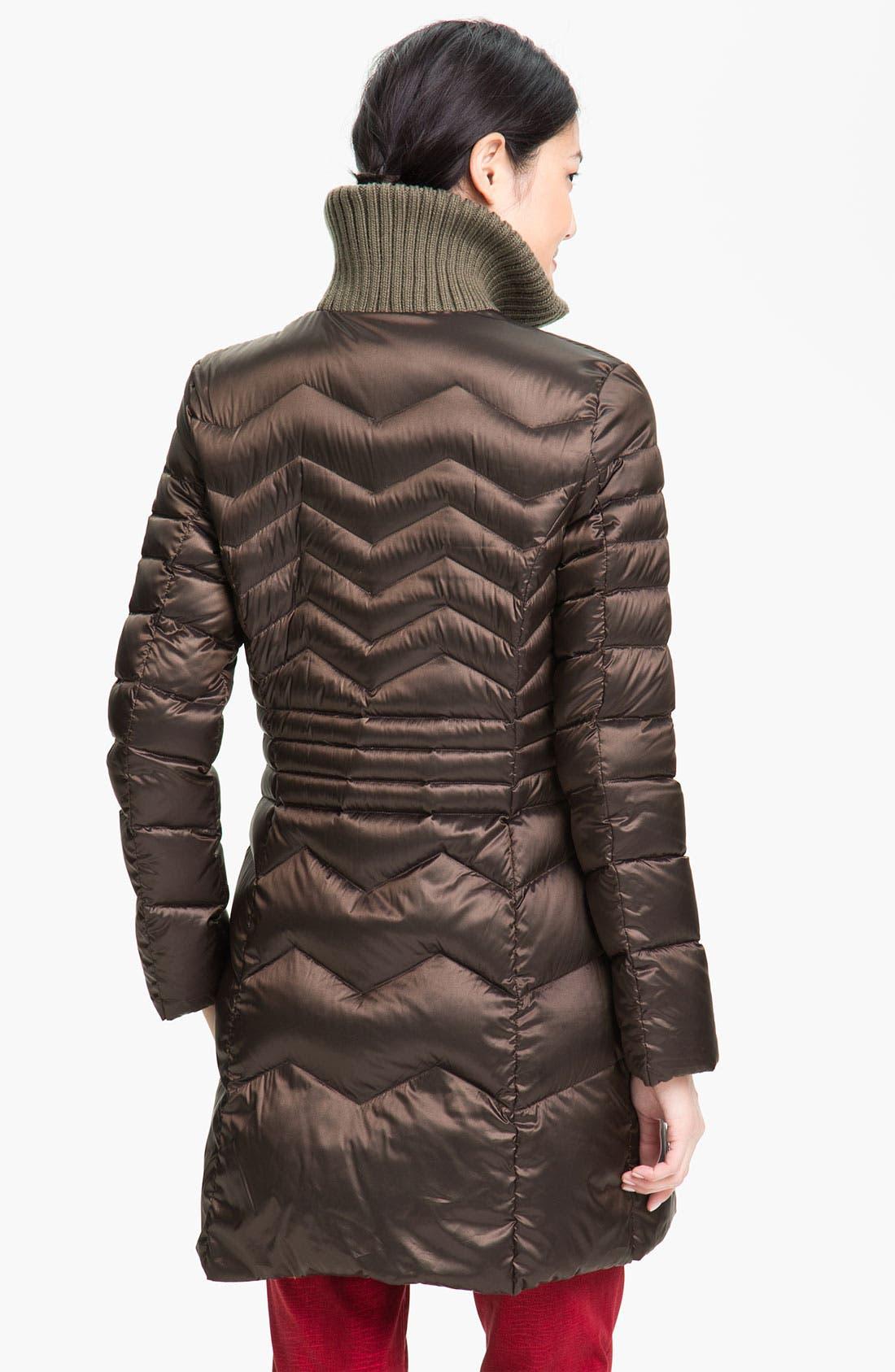 Alternate Image 2  - Bernardo Packable Down Walking Coat