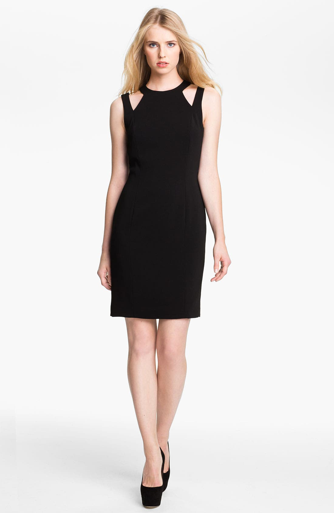 Alternate Image 1 Selected - Jay Godfrey 'Hendry' Jersey Dress