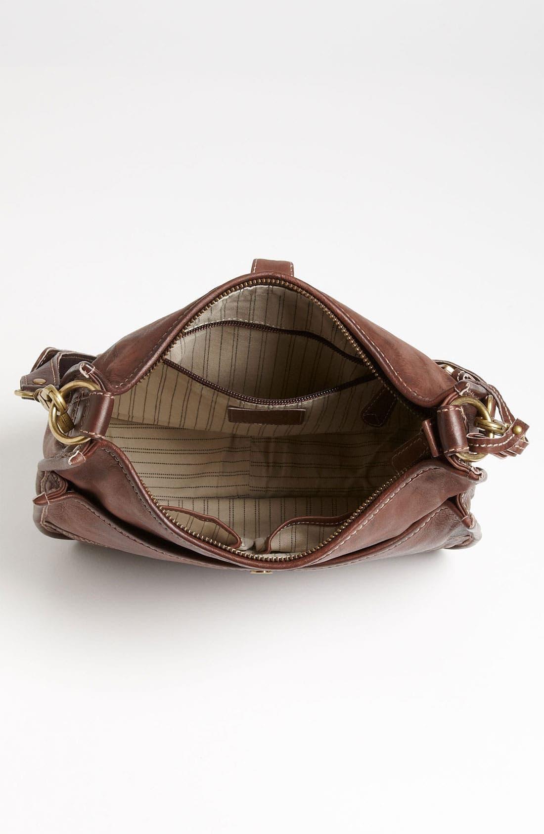 Alternate Image 4  - Frye 'Campus' Leather Crossbody Bag
