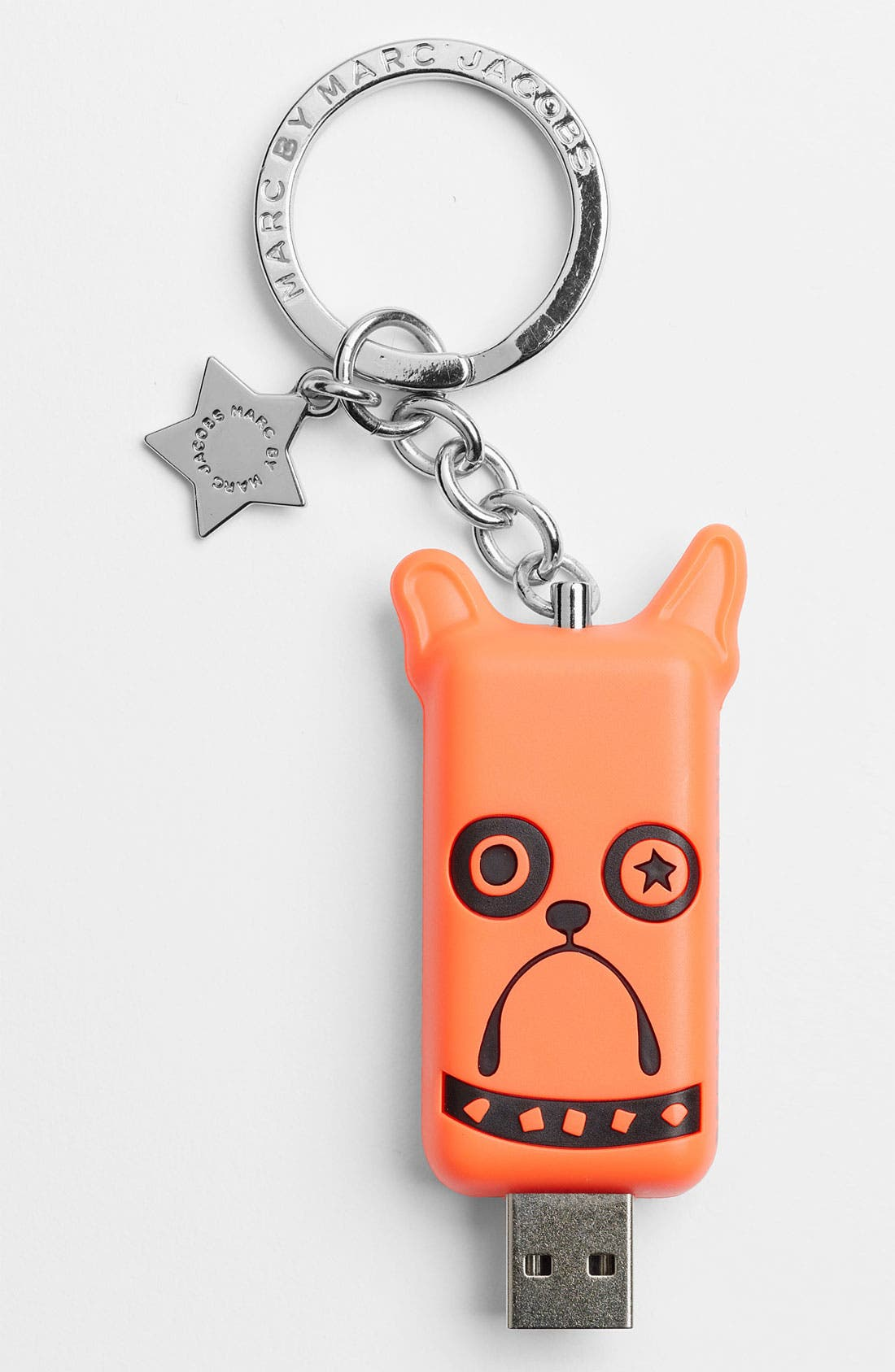 Alternate Image 1 Selected - MARC BY MARC JACOBS 'Pickles the Bulldog' Flash Drive