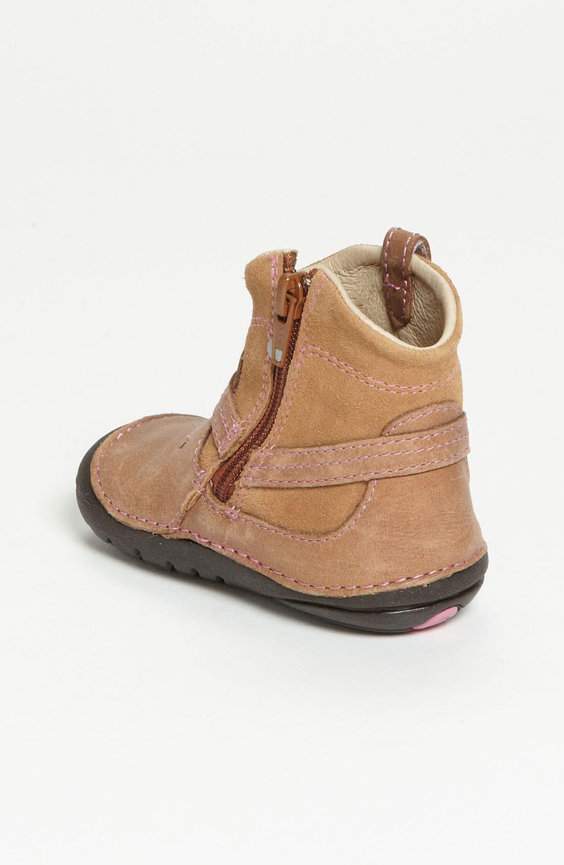 Alternate Image 2  - Stride Rite 'Heather' Boot (Baby & Walker)