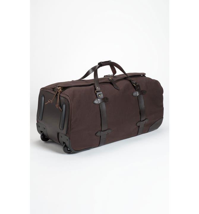 Filson Large Wheeled Duffel Bag