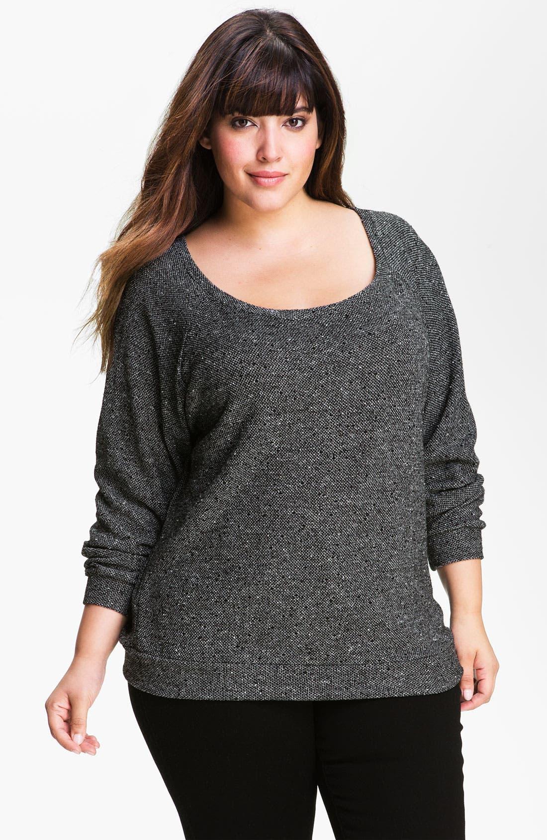 Main Image - Nation LTD 'Pomona' Sweatshirt (Plus)