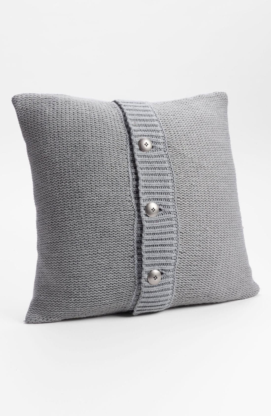 Alternate Image 2  - Nordstrom at Home Aran Cable Pillow Cover