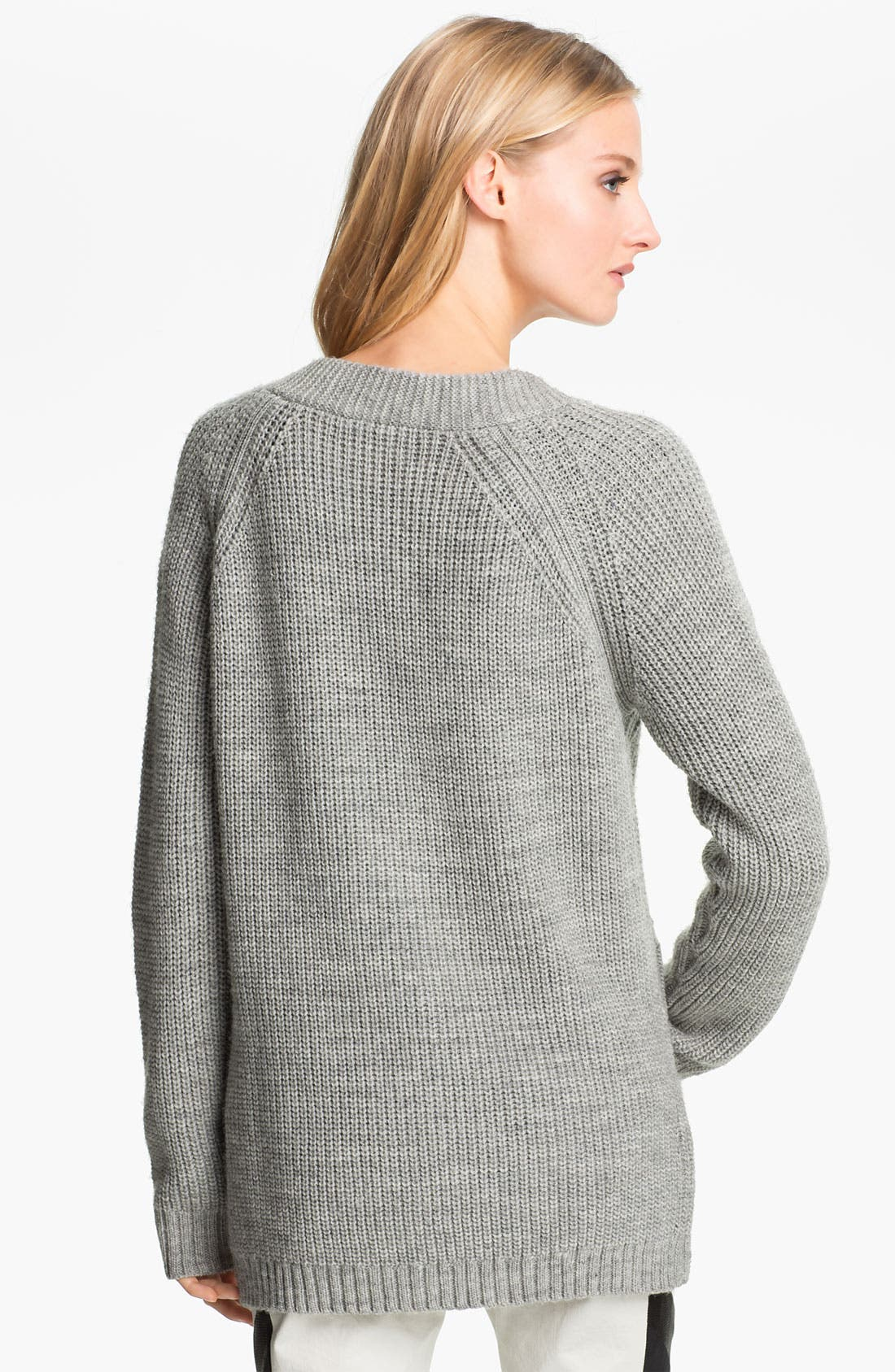 Alternate Image 2  - rag & bone 'Lund' Chunky Knit Cardigan