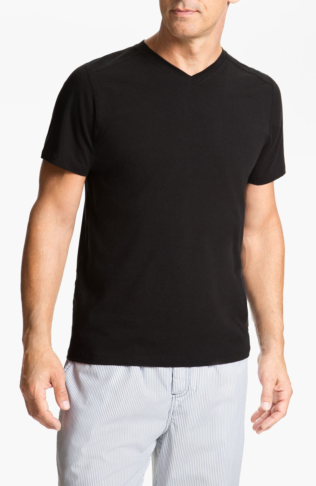 Alternate Image 1 Selected - Daniel Buchler V-Neck T-Shirt