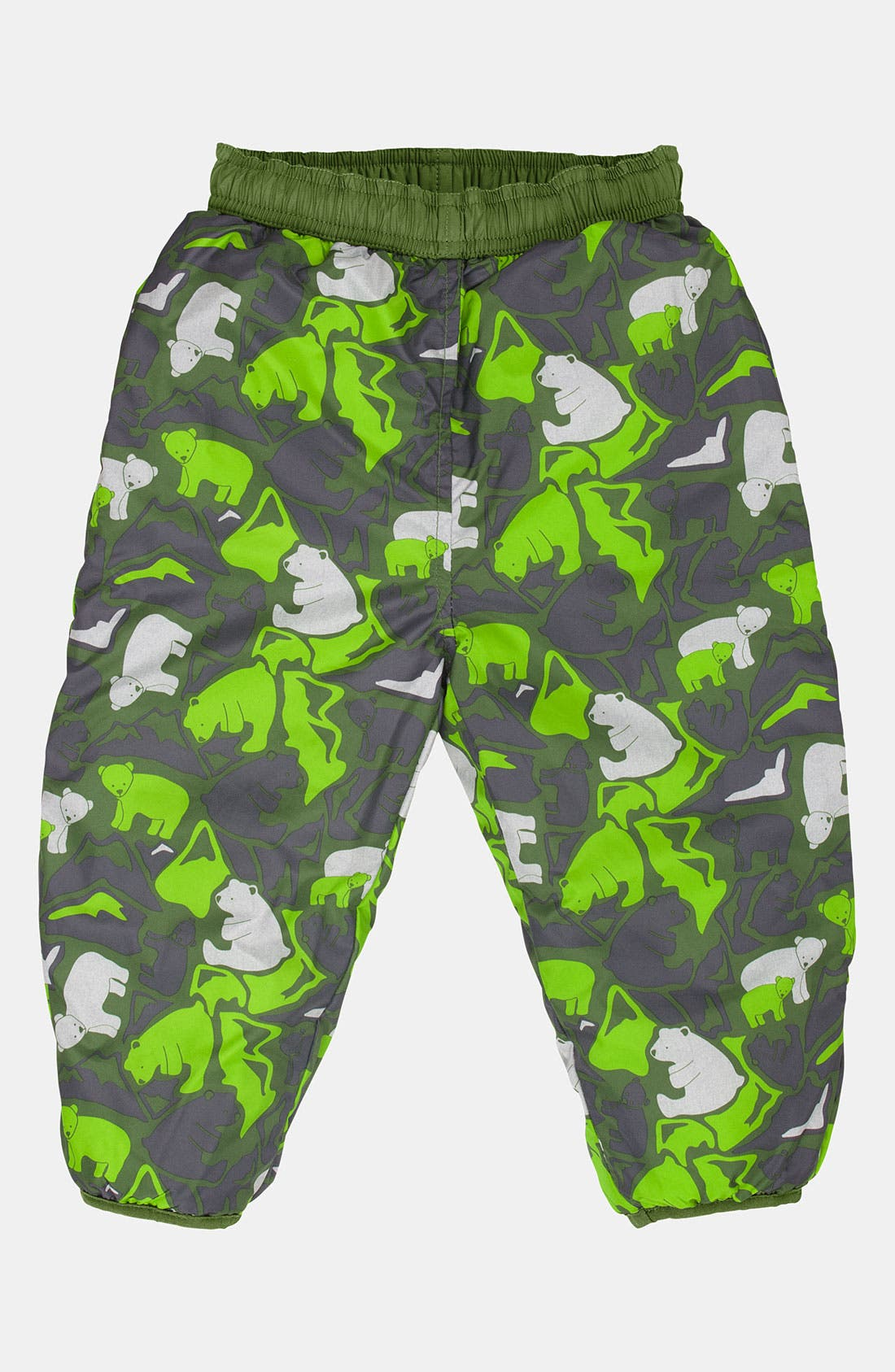 Alternate Image 2  - The North Face 'Perrito' Reversible Snow Pants (Infant)