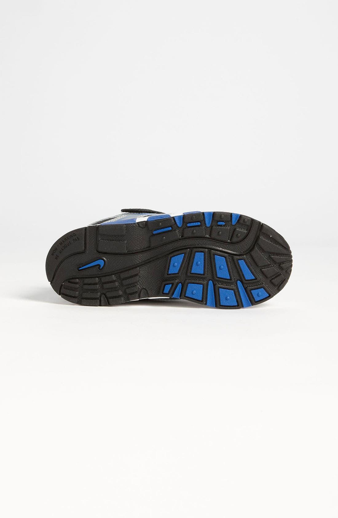 Alternate Image 4  - Nike 'T-Run 3 Alt' Running Shoe (Baby, Walker & Toddler) (Special Purchase)
