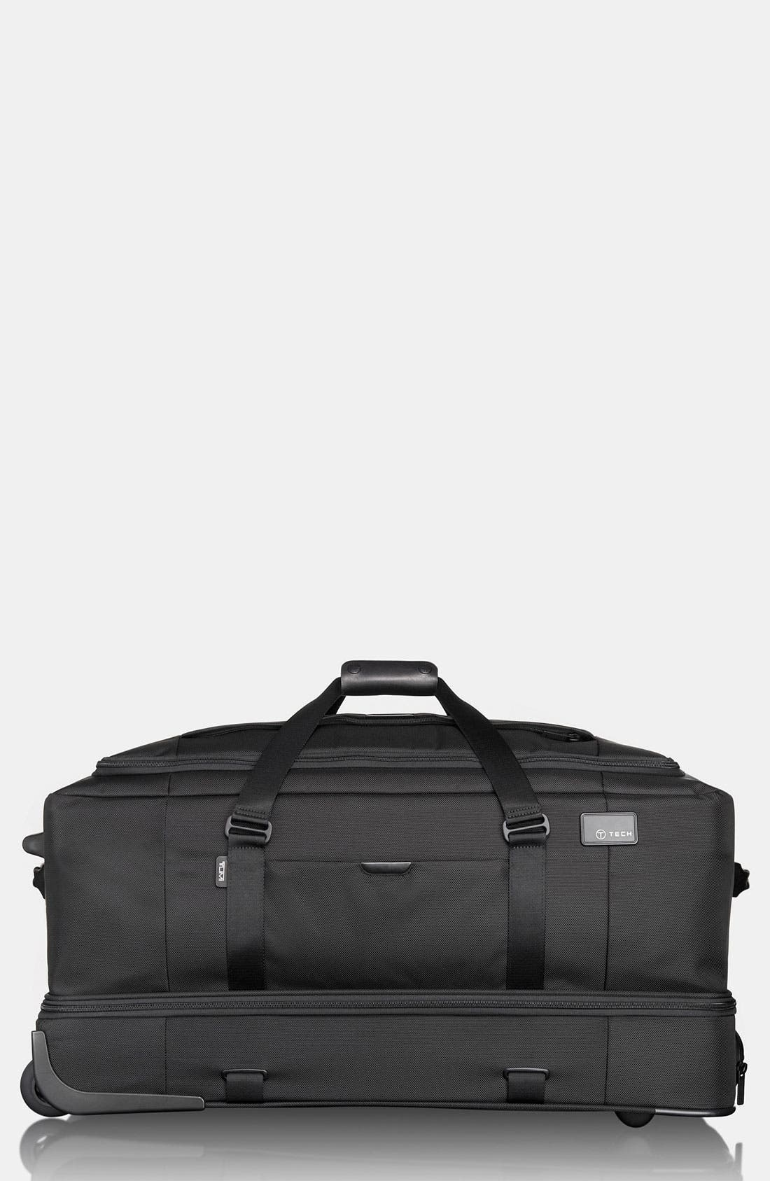 Alternate Image 1 Selected - Tumi 'T-Tech Network' Wheeled Split Duffel Bag