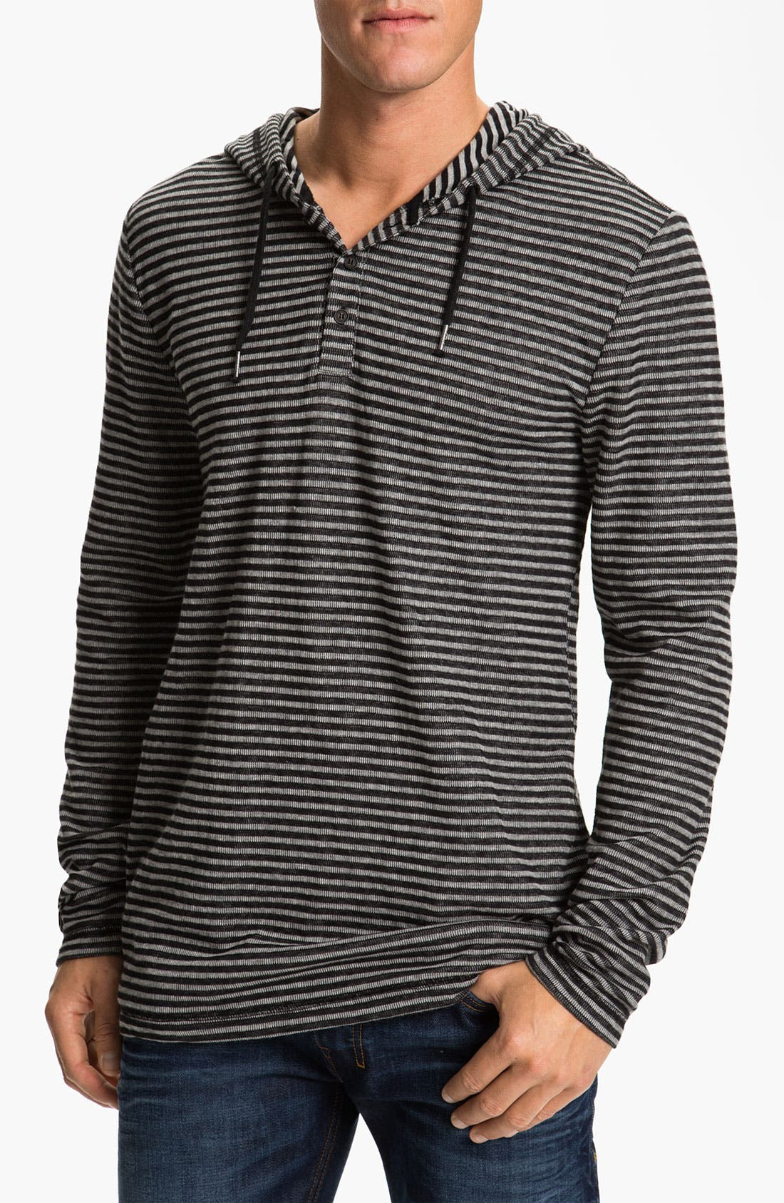 Alternate Image 1 Selected - Ezekiel 'Caesar' Hooded Henley