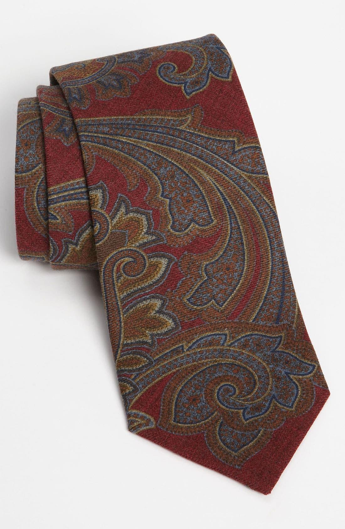 Main Image - John W. Nordstrom® Wool Tie