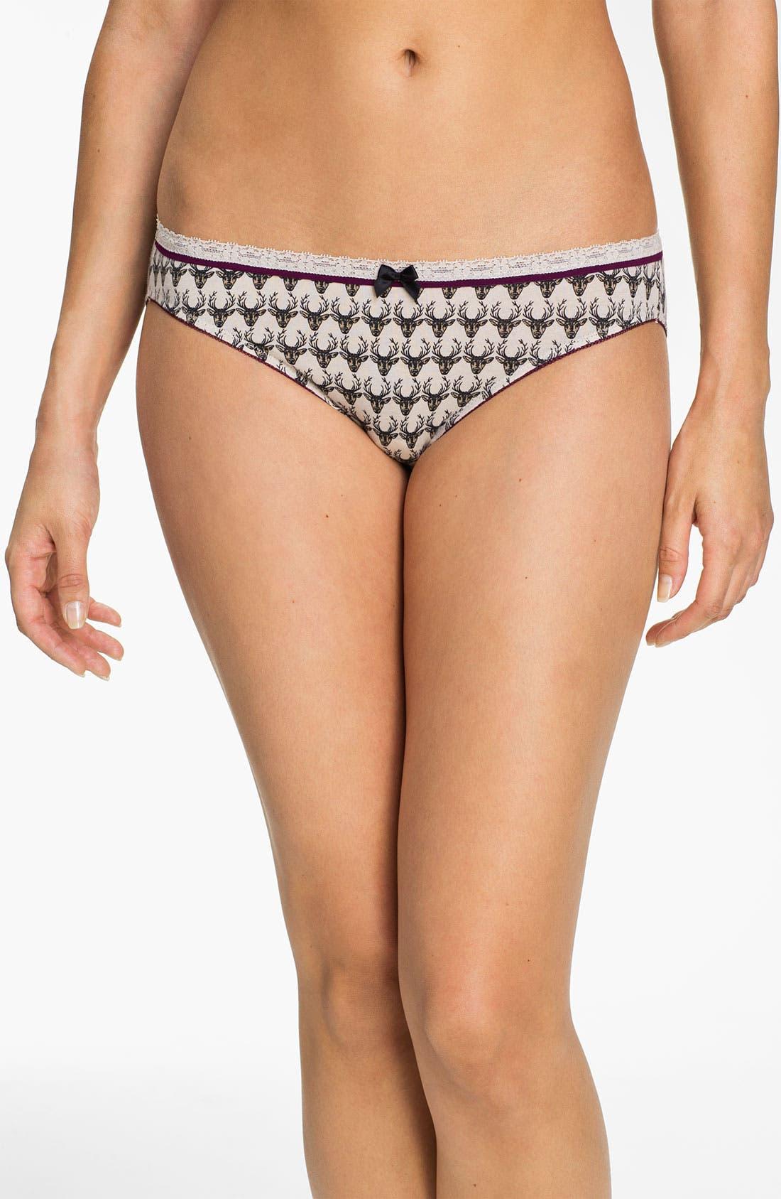Main Image - Kensie 'Daria' Bikini