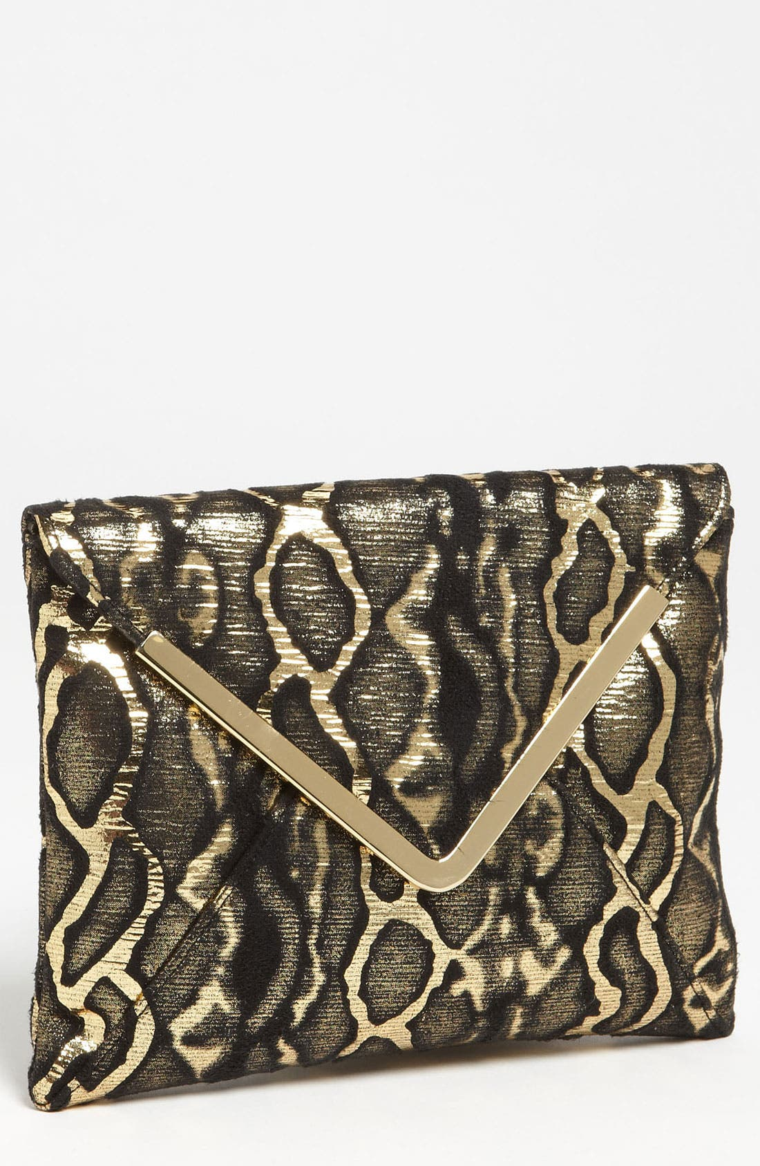 Alternate Image 1 Selected - Glint Envelope Clutch