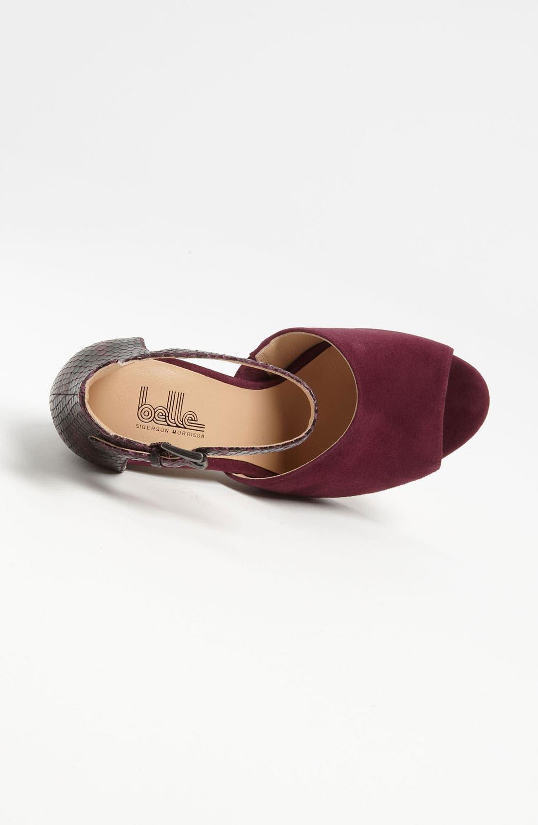 Alternate Image 3  - Belle by Sigerson Morrison 'Marilyn' Sandal