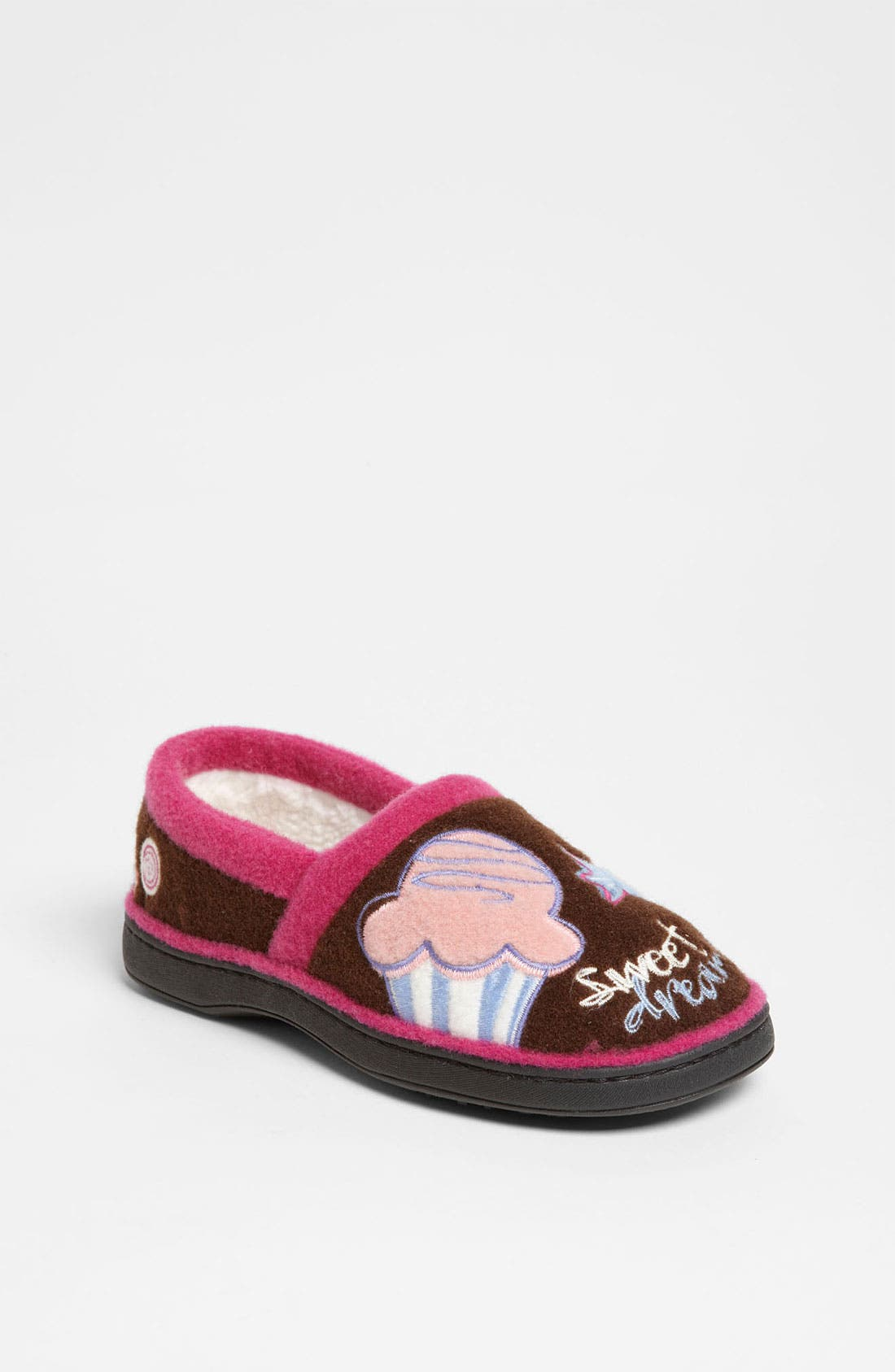 Alternate Image 1 Selected - Acorn 'Sweet Dreams' Slipper (Toddler, Little Kid & Big Kid)