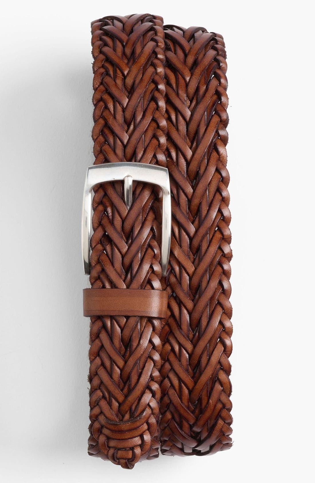 Alternate Image 1 Selected - John W. Nordstrom® Braided Belt