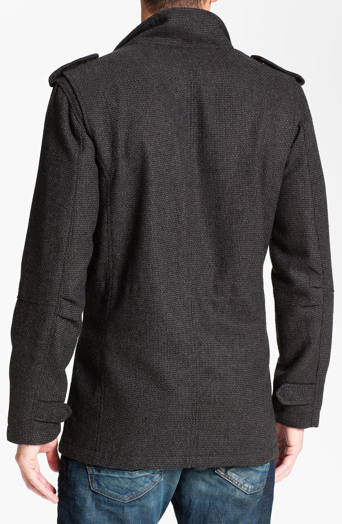 Alternate Image 2  - Ezekiel 'Predator' Tweed Jacket