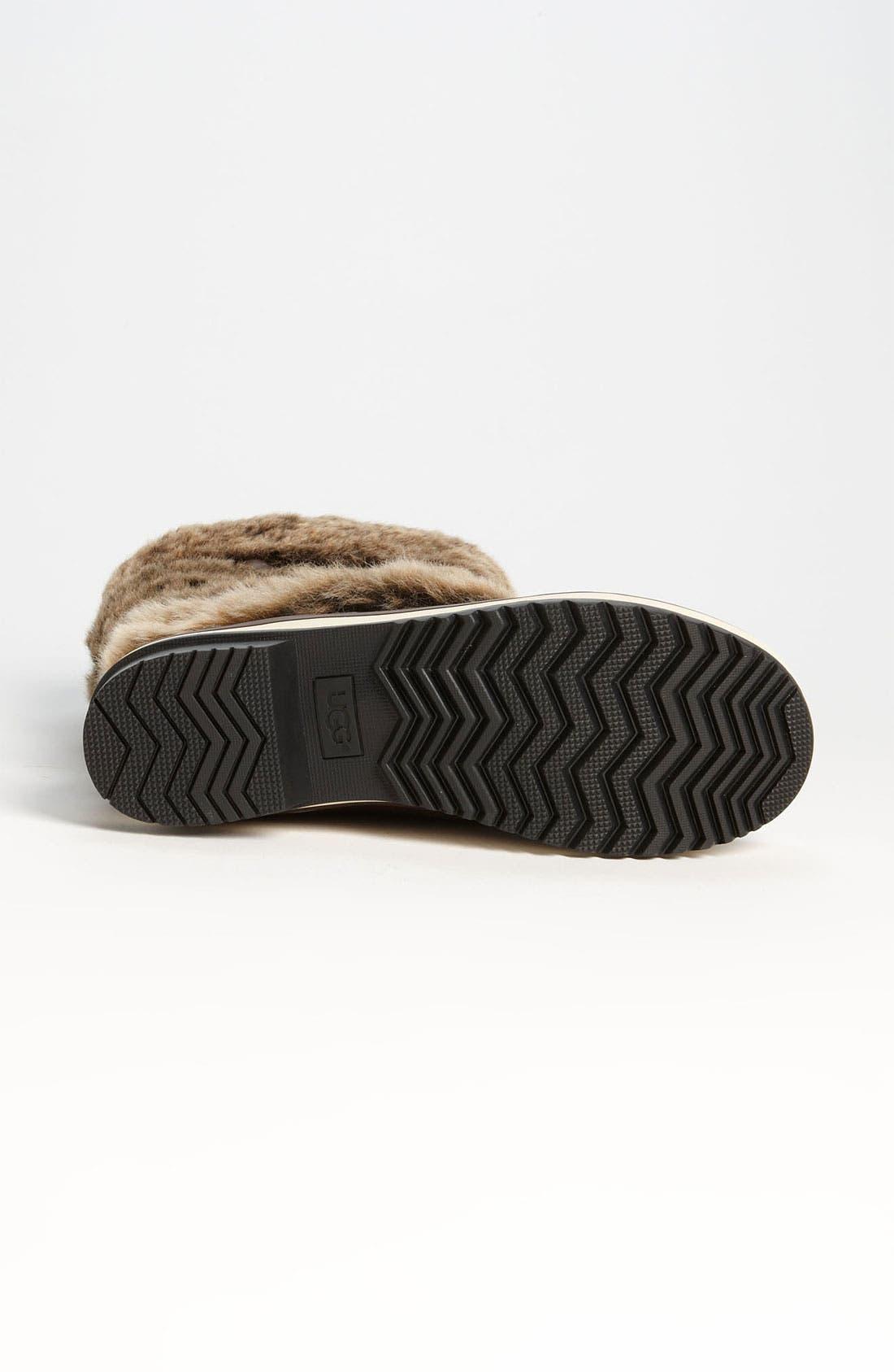 Alternate Image 4  - UGG® Australia 'Lilyan' Boot (Women)