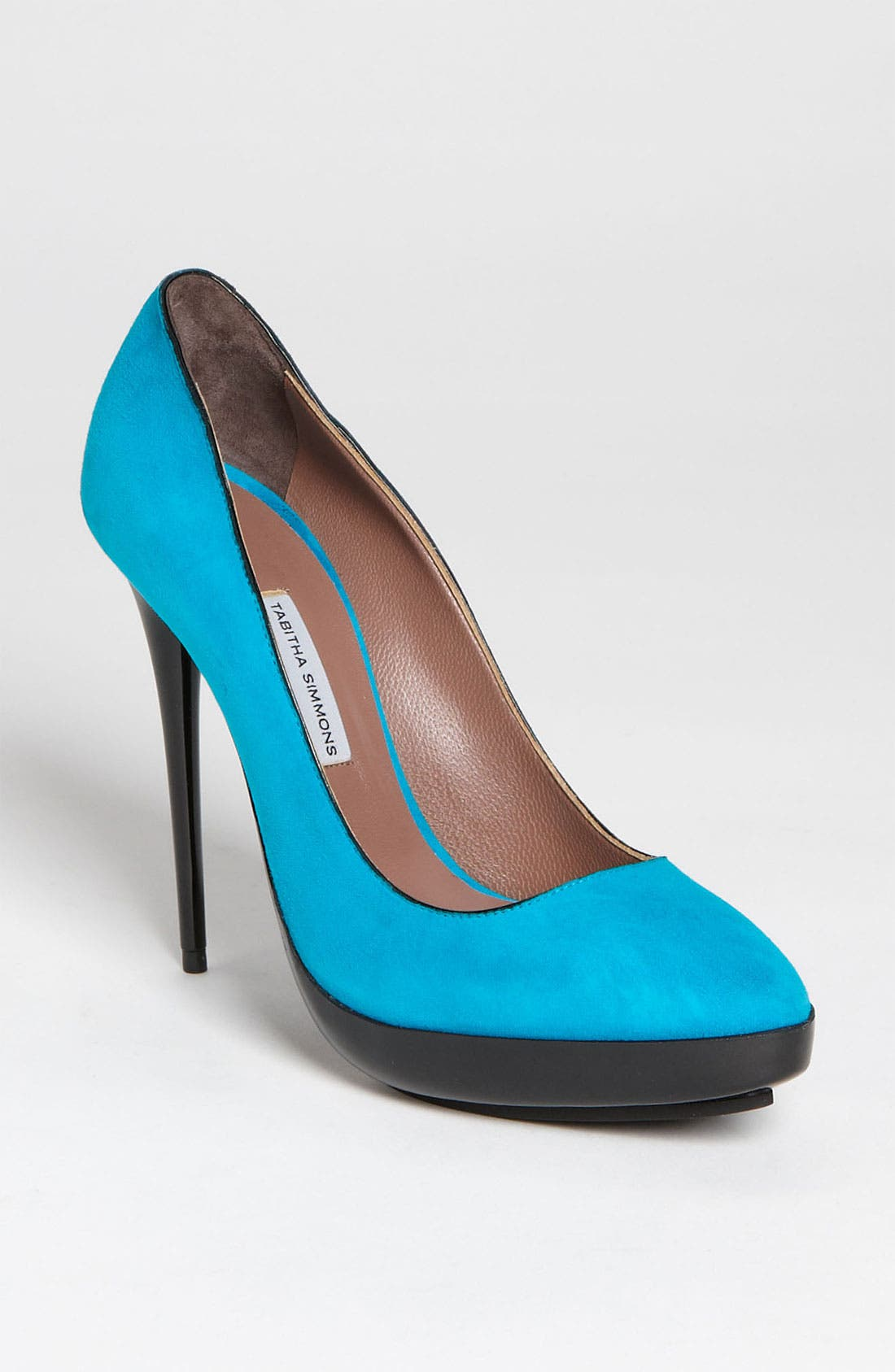 Alternate Image 1 Selected - Tabitha Simmons Platform Pump