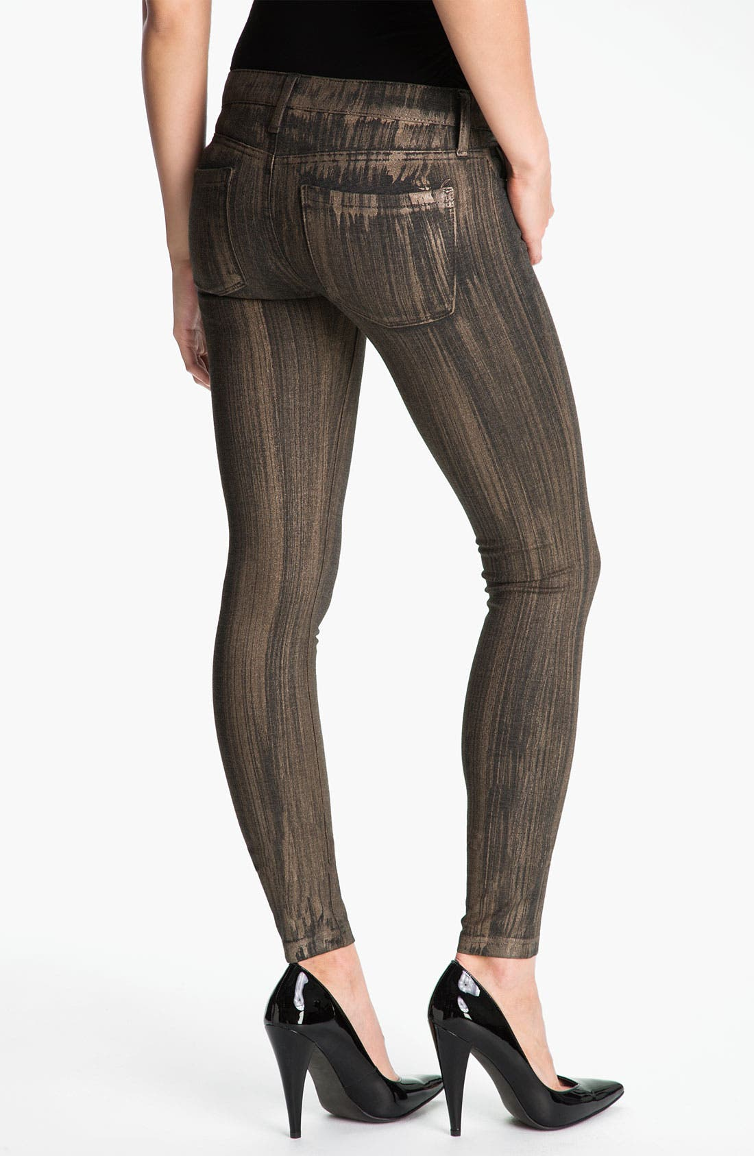 Alternate Image 2  - KUT from the Kloth 'Jennifer' Skinny Stretch Jeans (Online Exclusive)