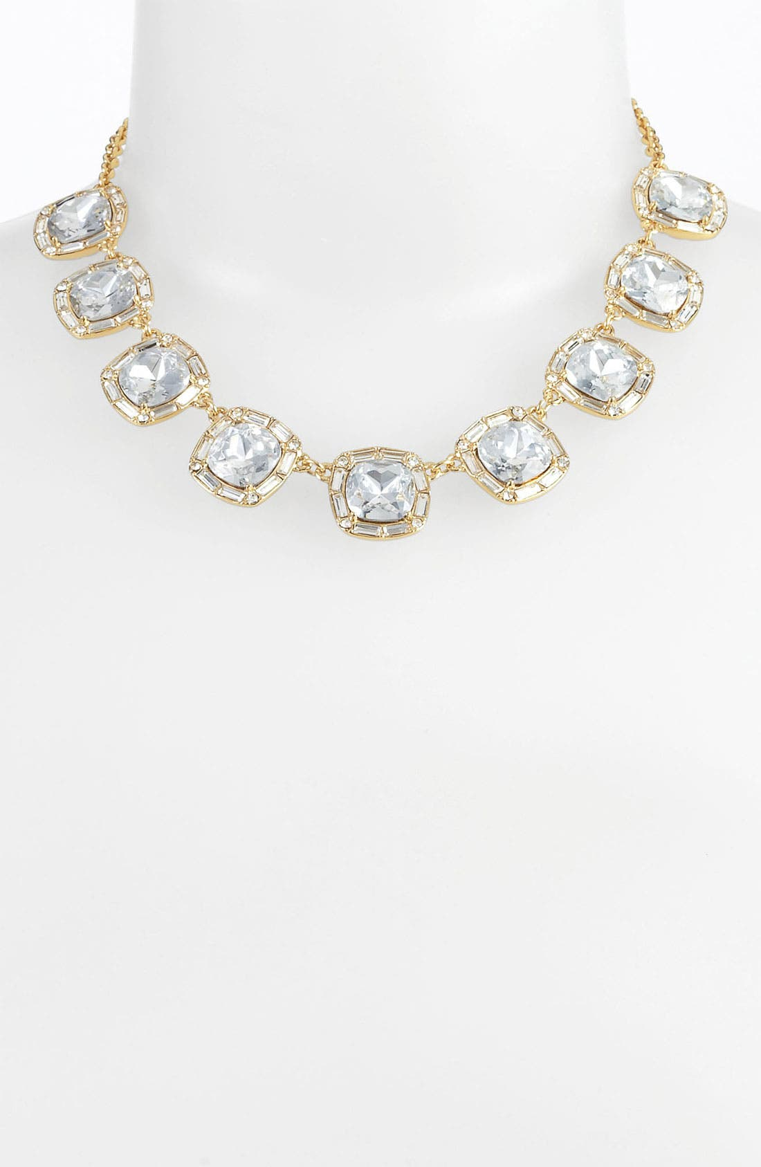 Alternate Image 1 Selected - kate spade new york 'on the town' collar necklace
