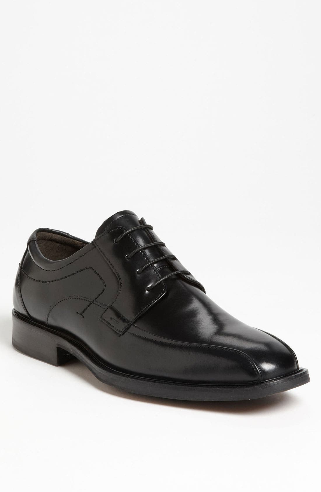 Main Image - Johnston & Murphy 'Alderson' Bicycle Toe Derby (Online Only)