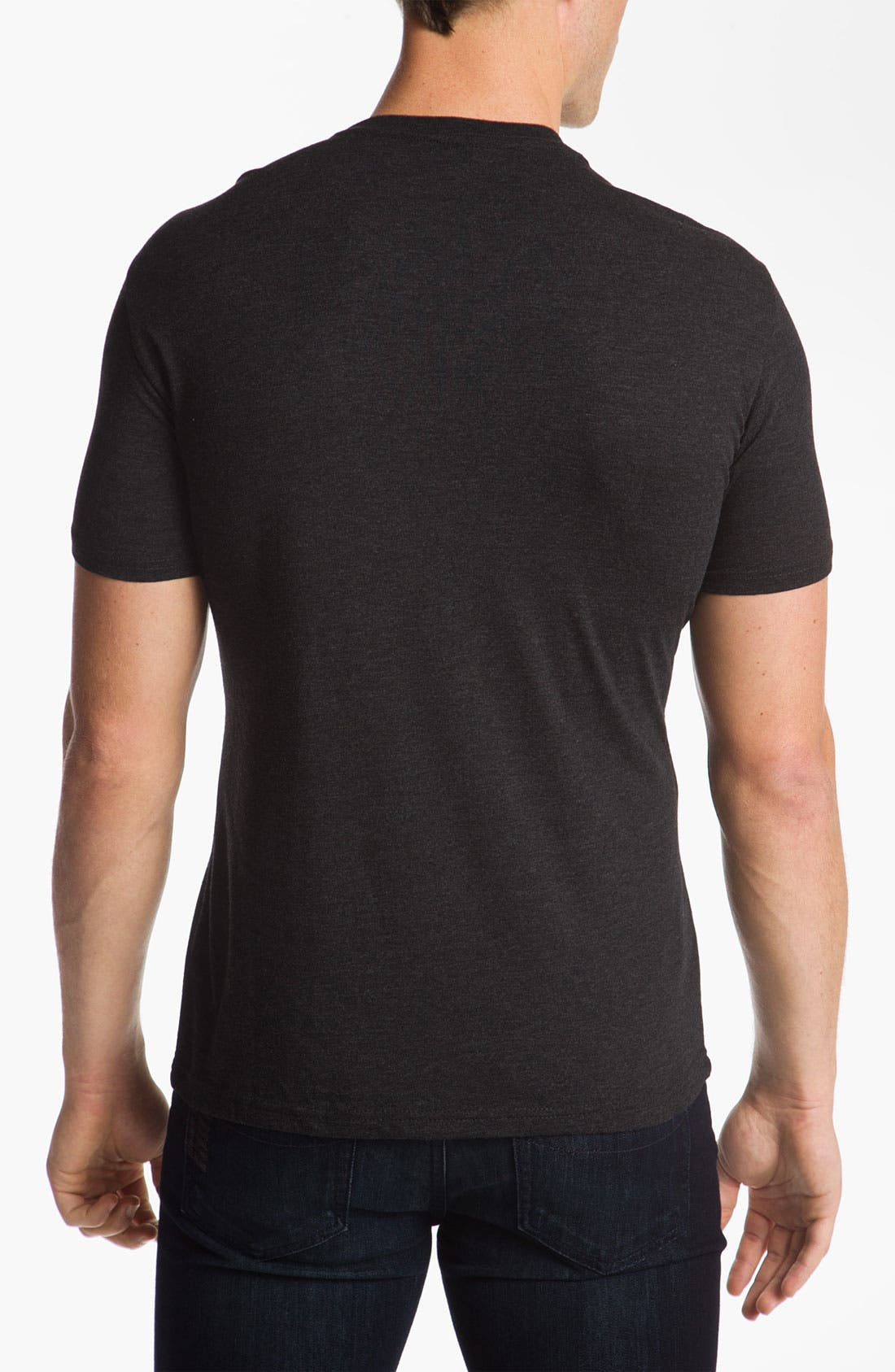 Alternate Image 2  - Free Authority 'Einstein' Graphic T-Shirt