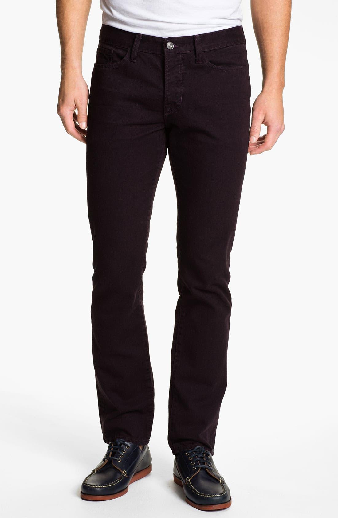 Alternate Image 2  - Vince Slim Straight Leg Twill Pants