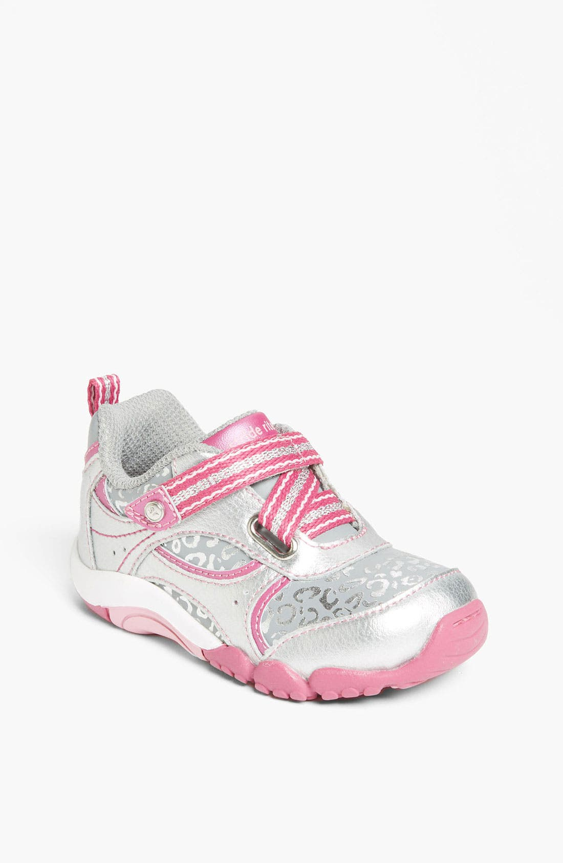 Alternate Image 1 Selected - Stride Rite 'Misty' Sneaker (Baby, Walker & Toddler)