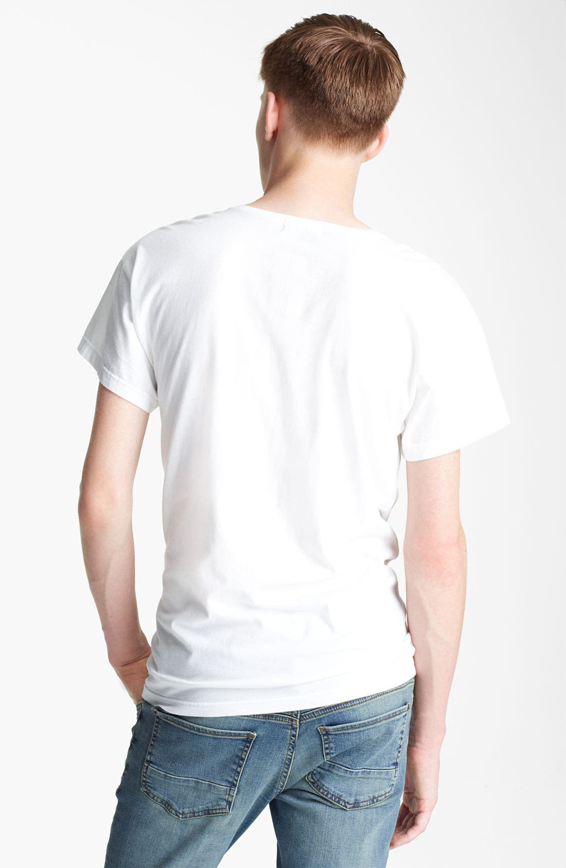 Alternate Image 2  - Topman 'Maui' Crewneck T-Shirt