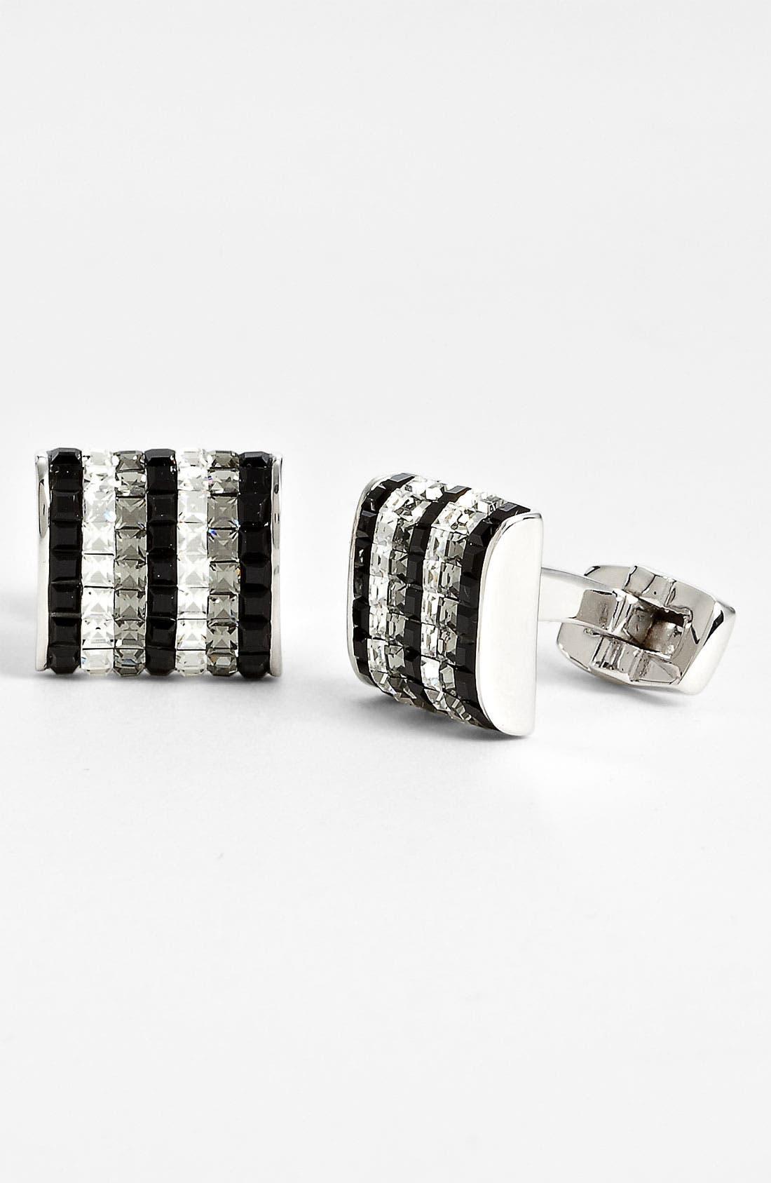 Alternate Image 1 Selected - Duchamp 'Seven Stripe' Cuff Links