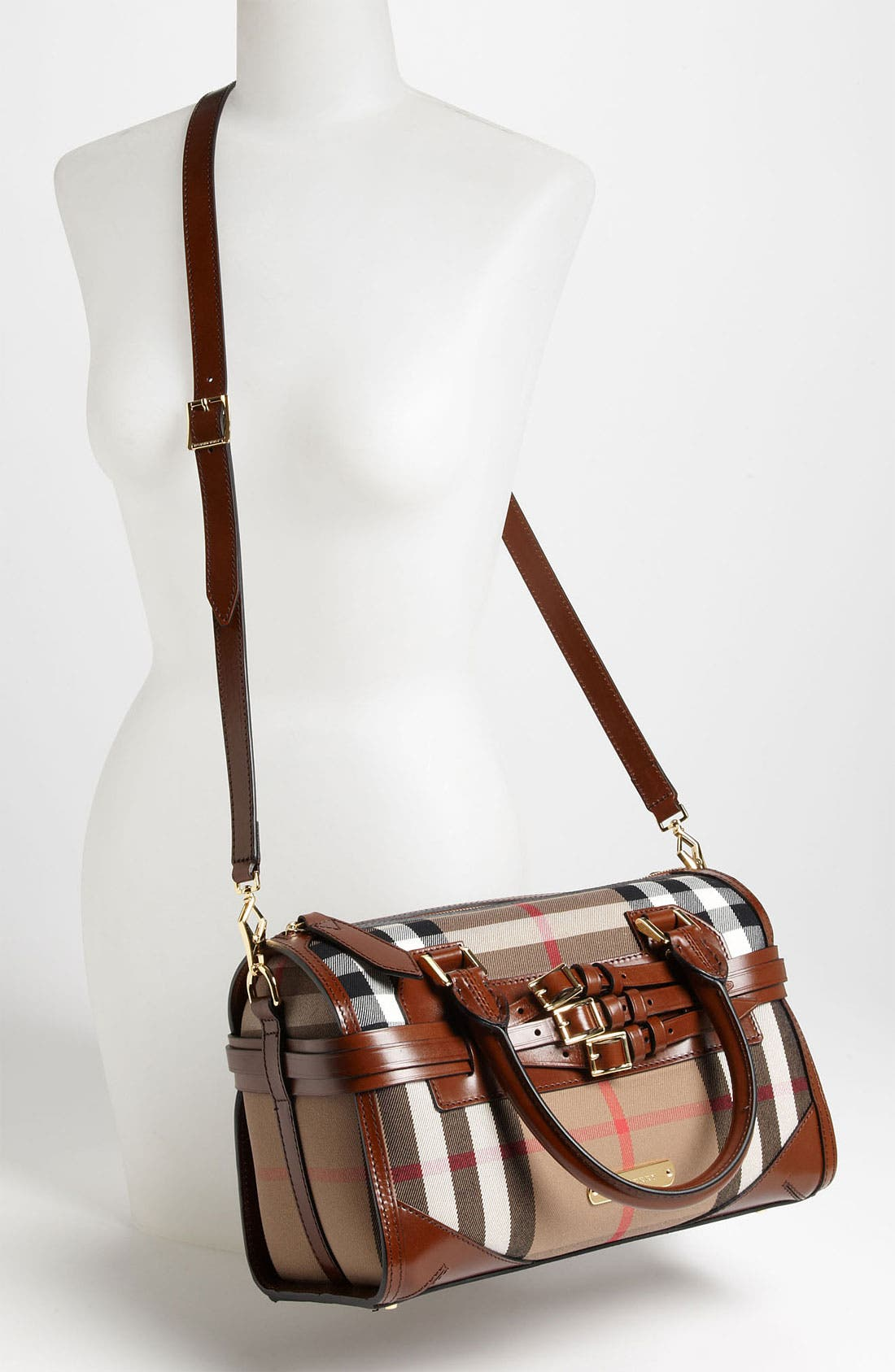 Alternate Image 2  - Burberry 'House Check' Satchel