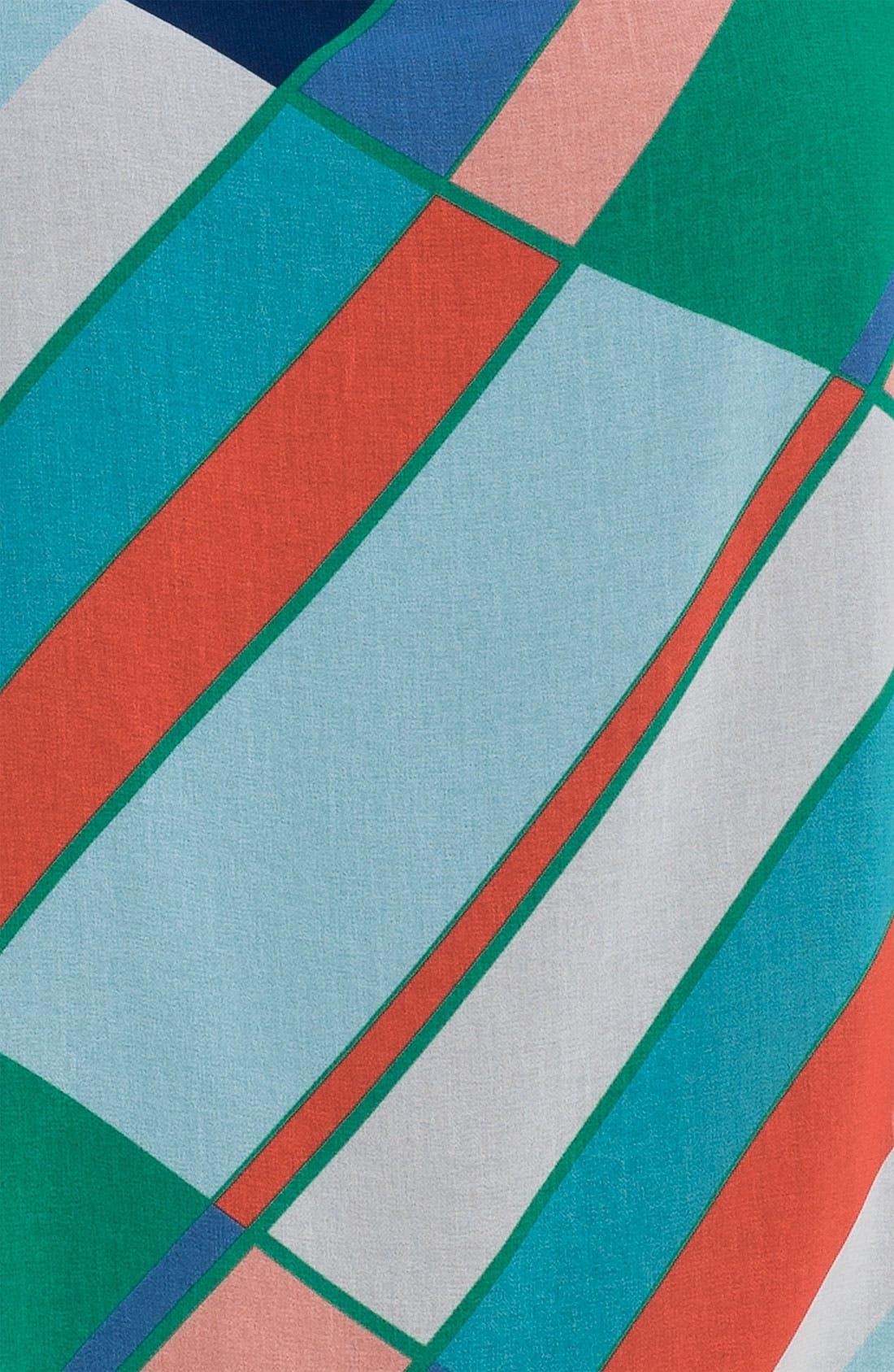 Alternate Image 3  - MOD.lusive Stripe Blouse (Nordstrom Exclusive)