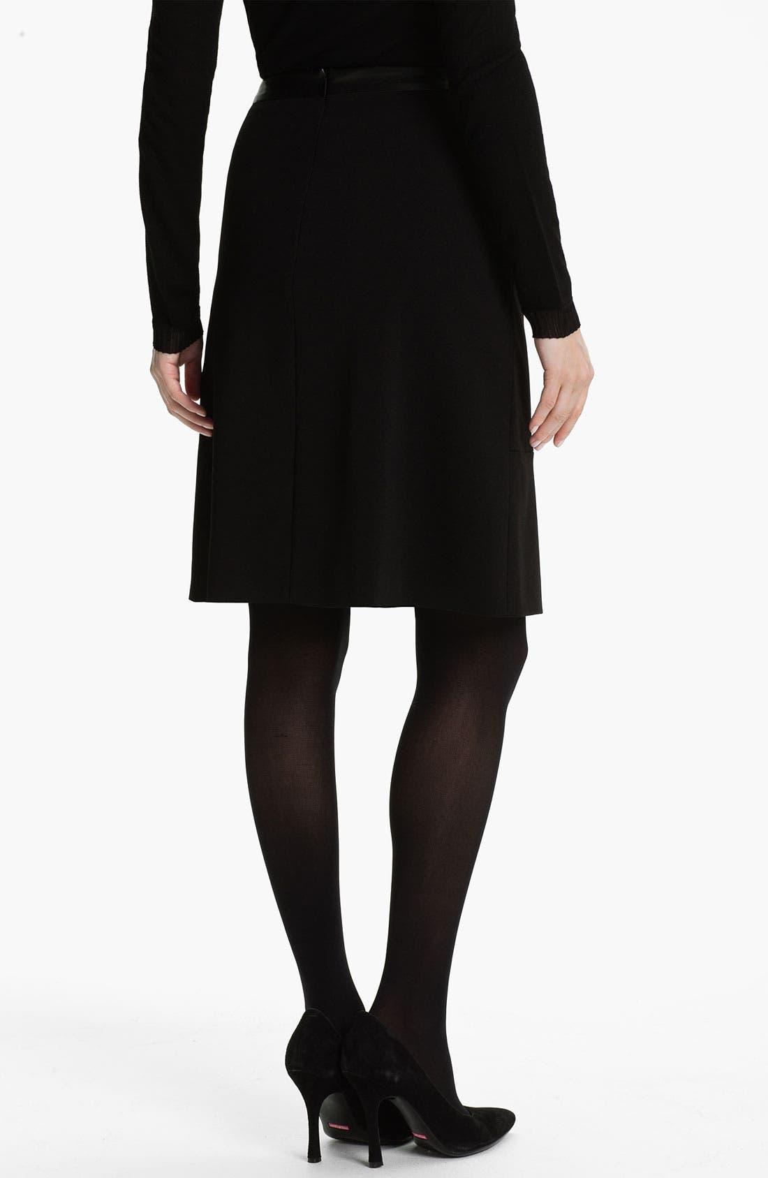 Alternate Image 2  - BOSS Black 'Meredis' Skirt