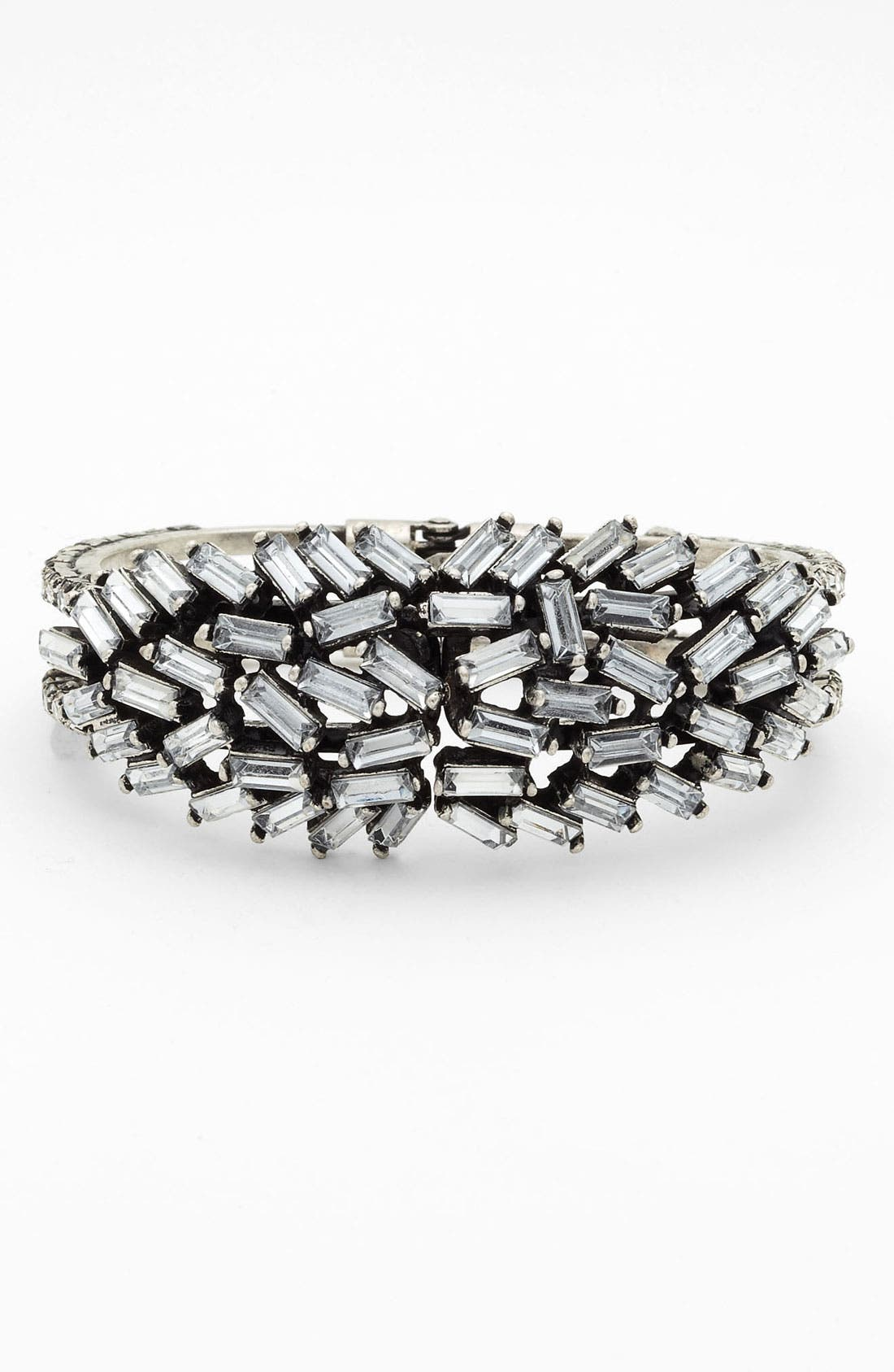 Alternate Image 1 Selected - BP. Vintage Rhinestone Cuff Bracelet