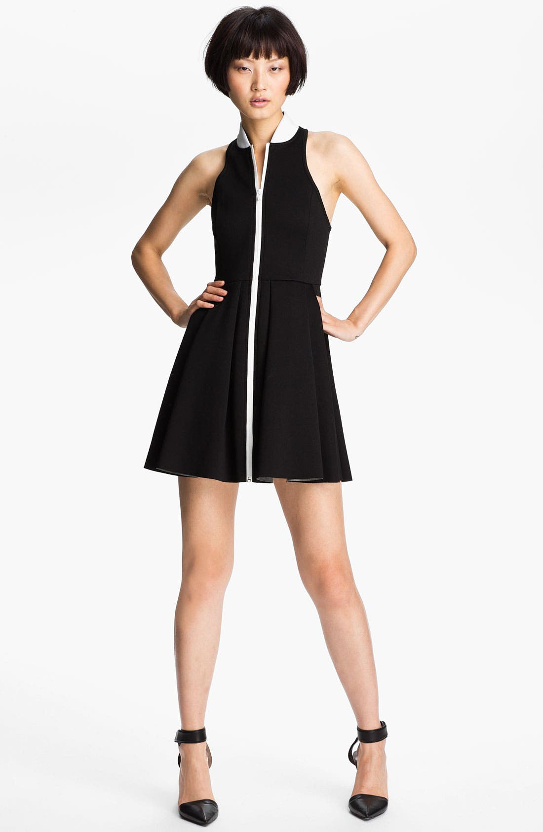 Alternate Image 1 Selected - T by Alexander Wang Neoprene Dress