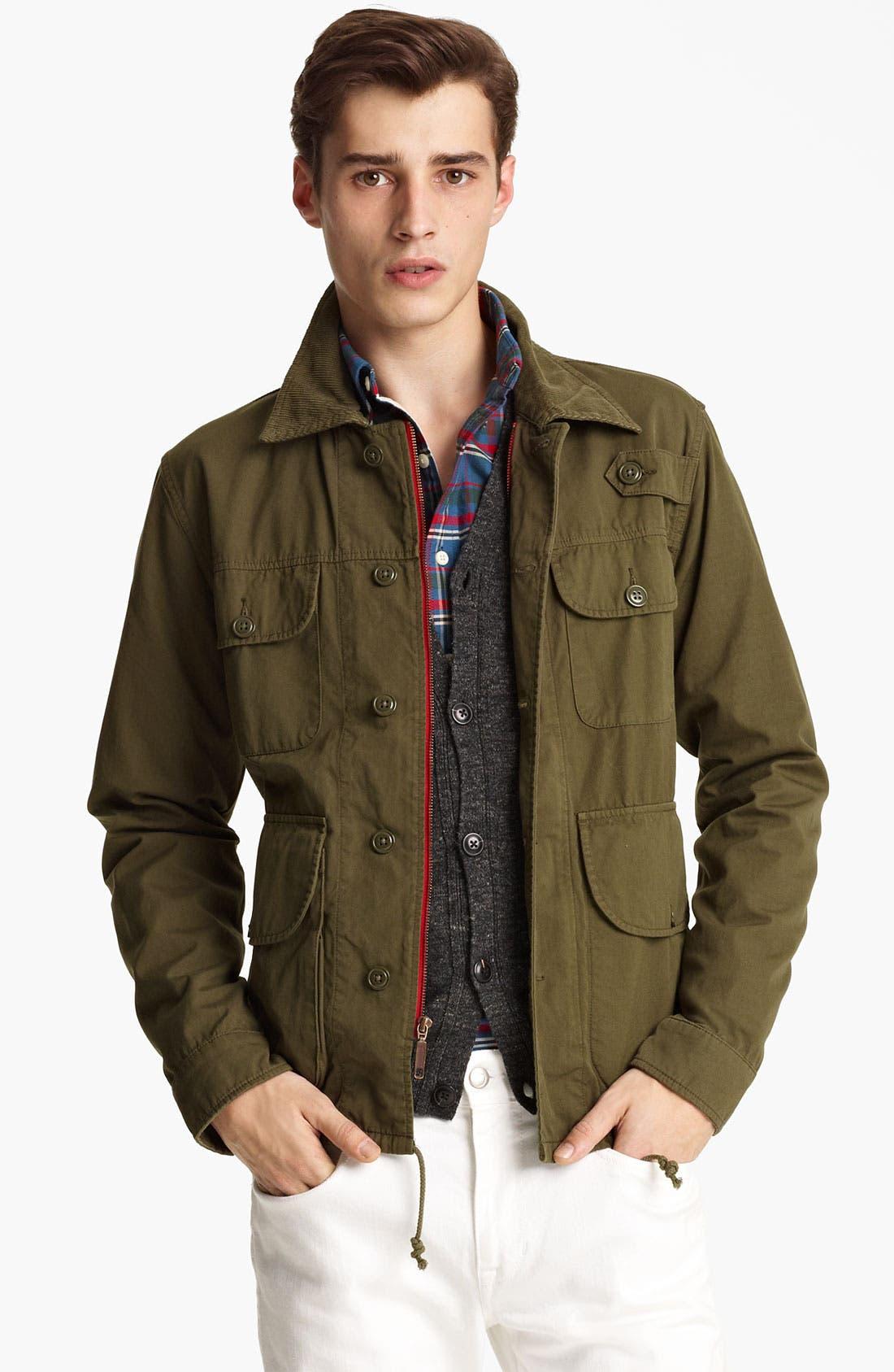 Main Image - Grayers Barn Jacket